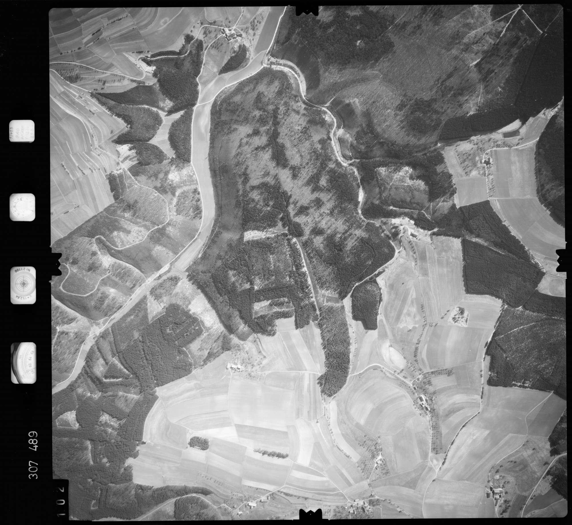 Luftbild: Film 61 Bildnr. 102, Bild 1