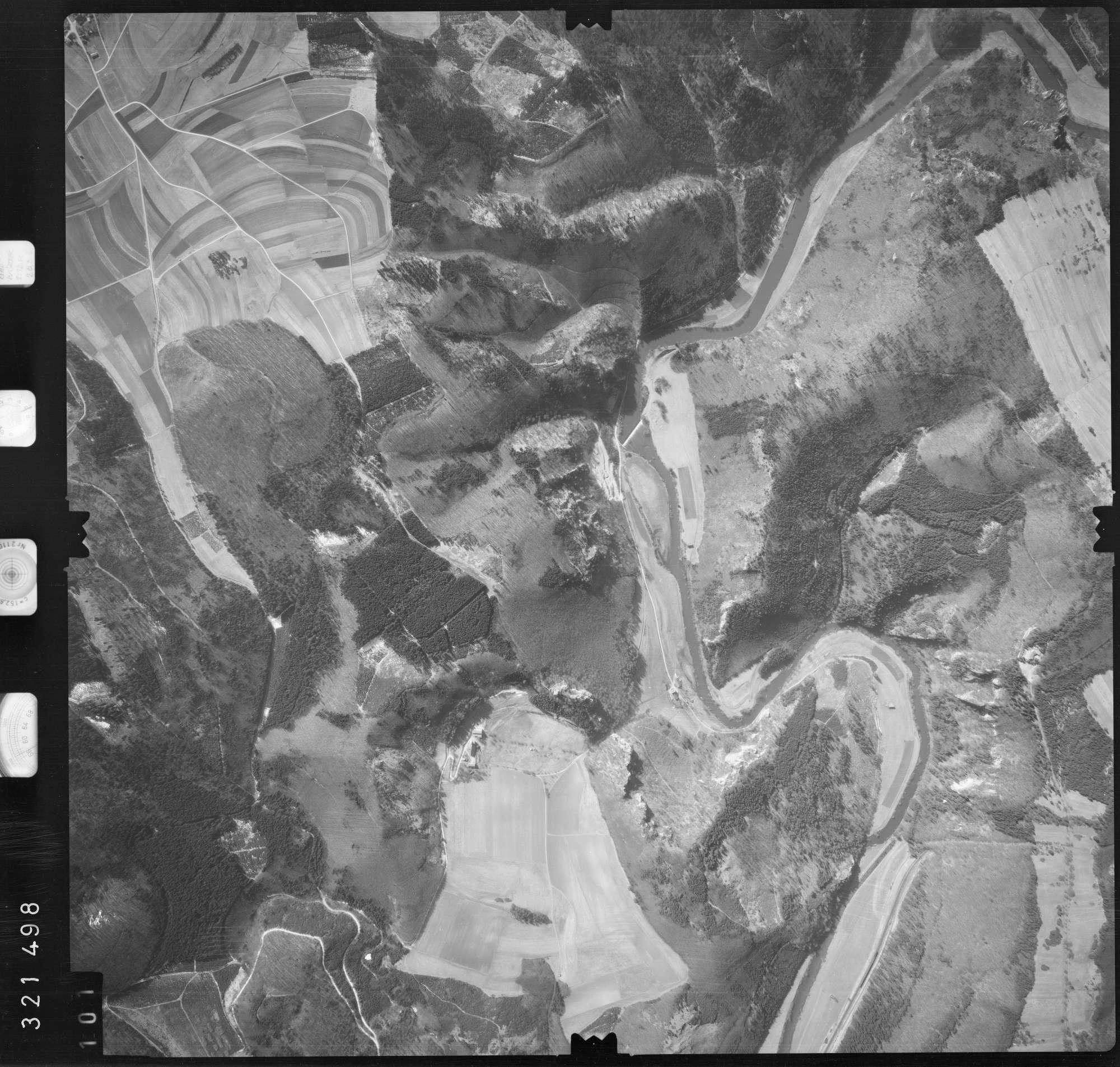 Luftbild: Film 53 Bildnr. 101, Bild 1