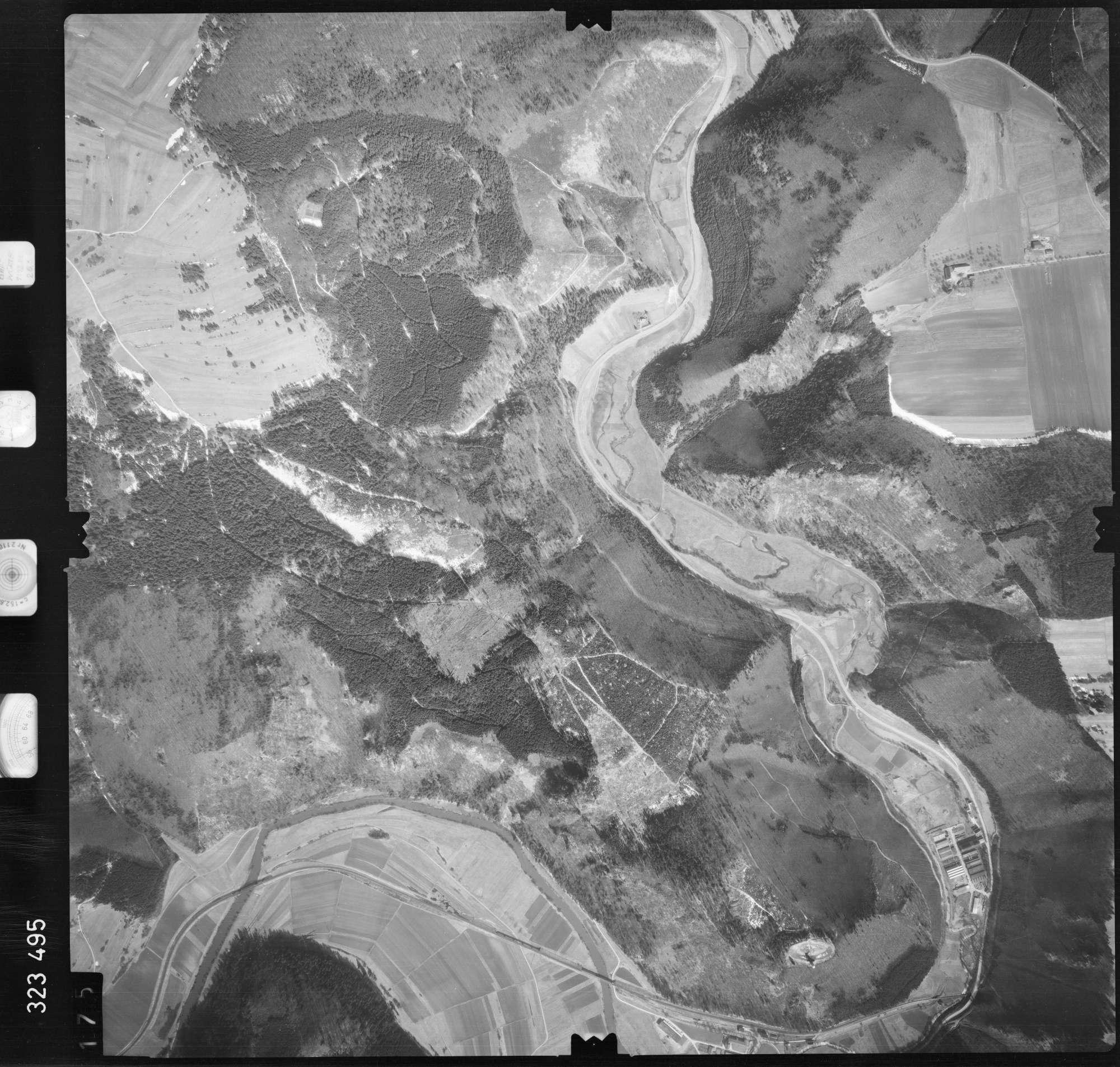 Luftbild: Film 53 Bildnr. 175, Bild 1