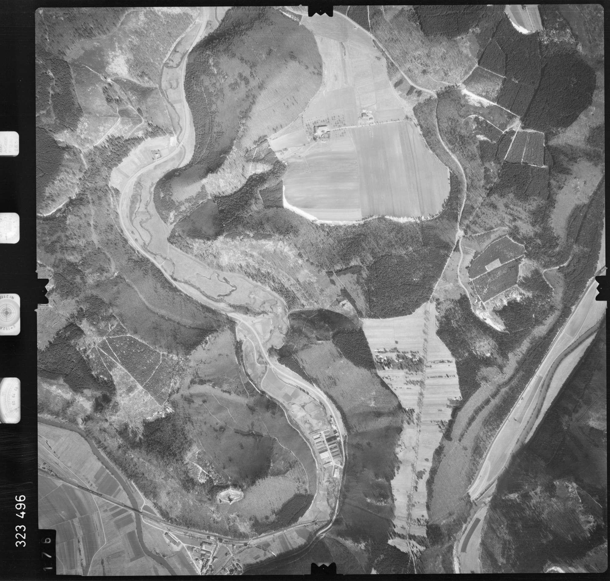 Luftbild: Film 53 Bildnr. 176, Bild 1
