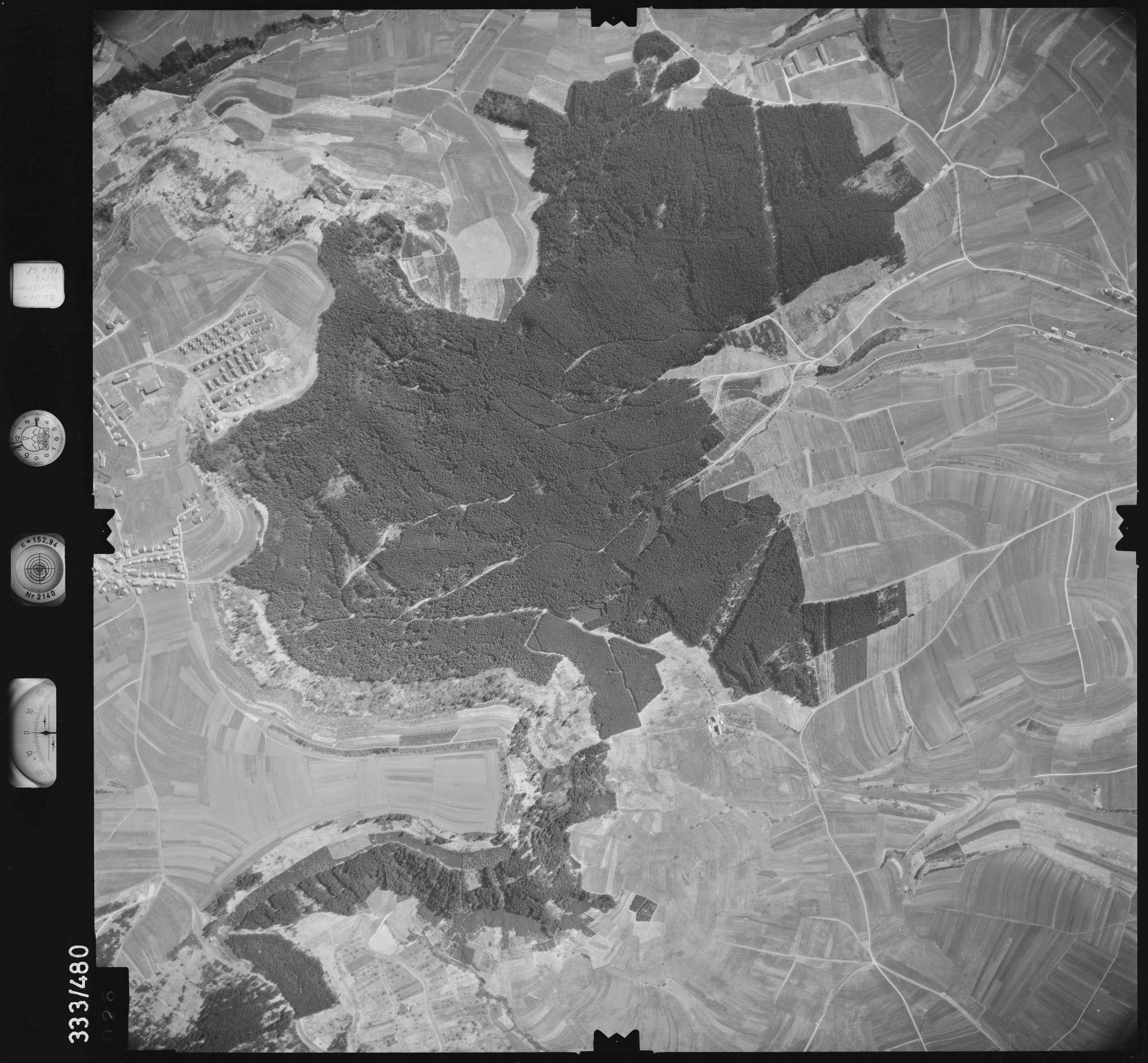 Luftbild: Film 49 Bildnr. 26, Bild 1