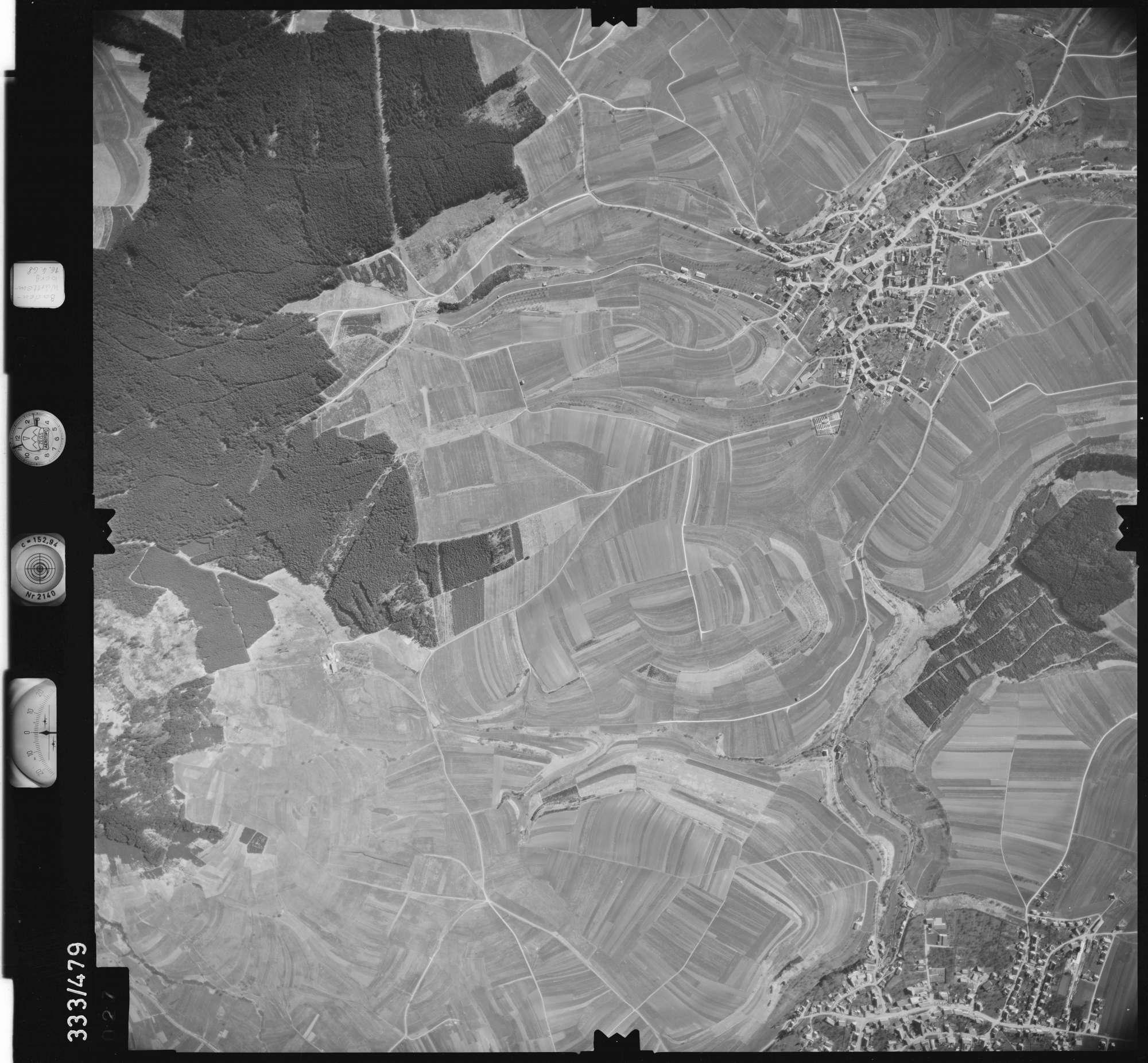 Luftbild: Film 49 Bildnr. 27, Bild 1