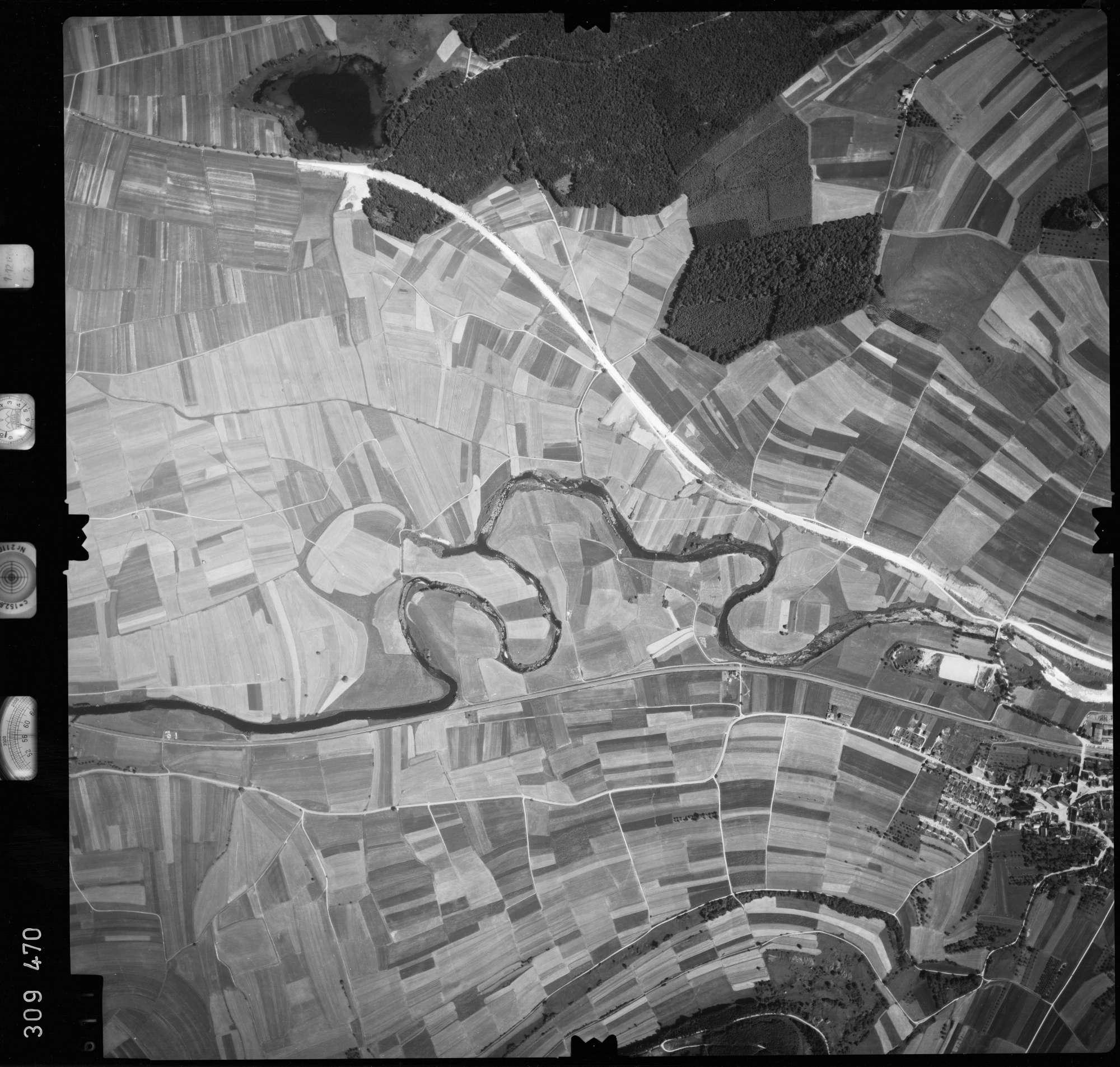 Luftbild: Film 56 Bildnr. 611, Bild 1