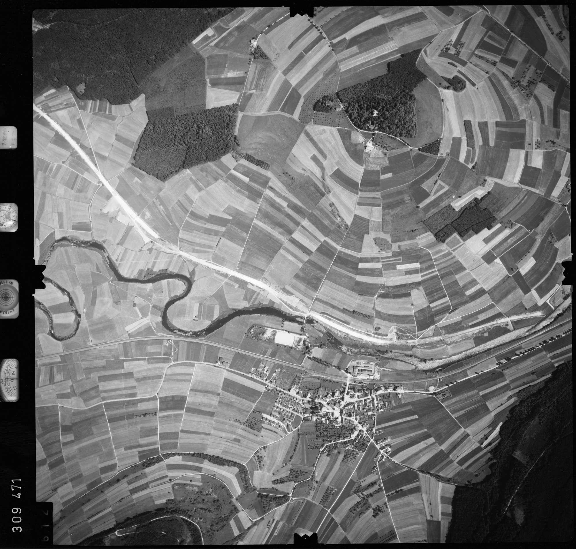 Luftbild: Film 56 Bildnr. 612, Bild 1