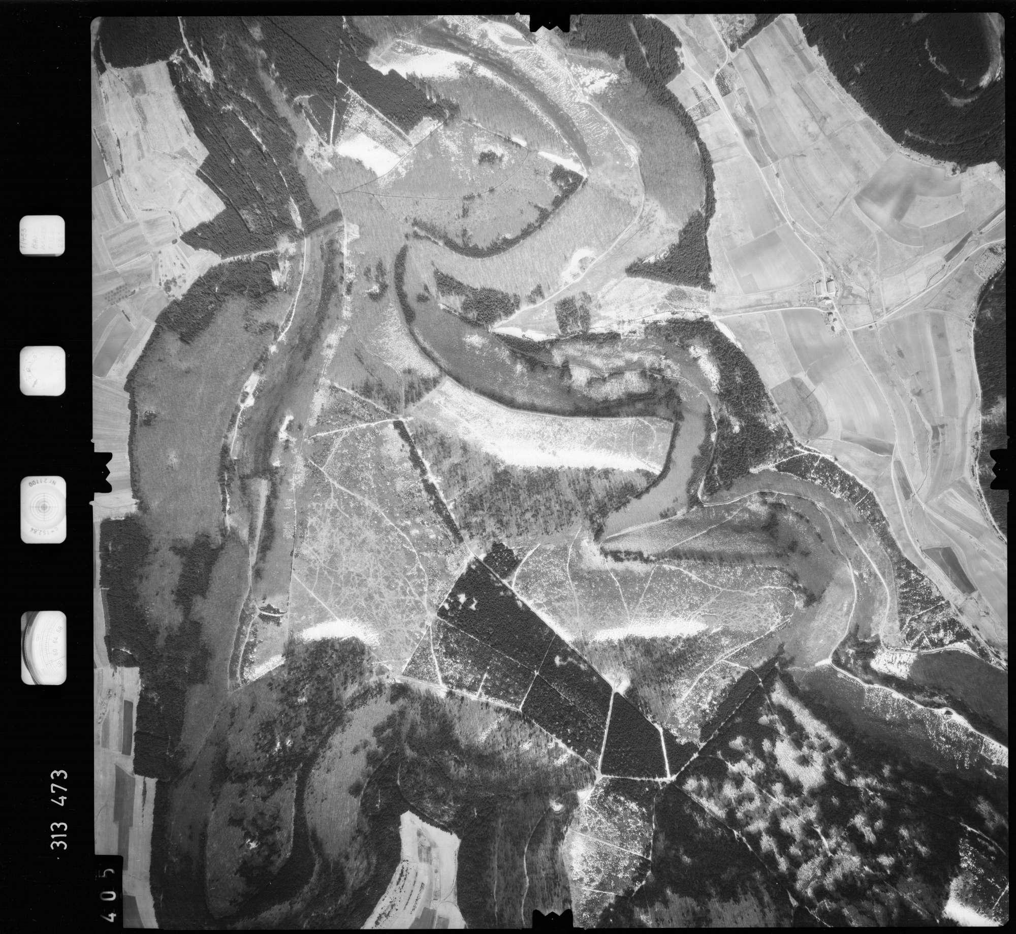 Luftbild: Film 58 Bildnr. 405, Bild 1