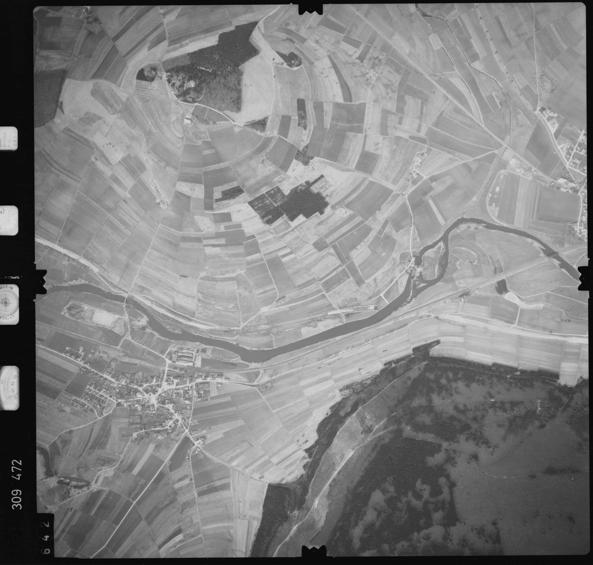 Luftbild: Film 59 Bildnr. 642, Bild 1