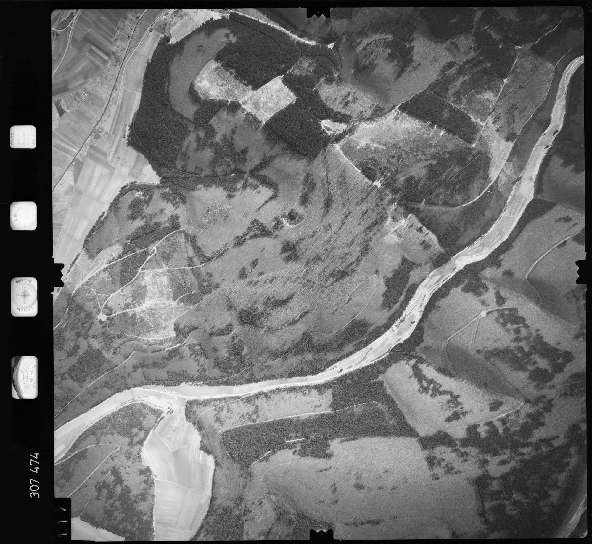 Luftbild: Film 61 Bildnr. 117, Bild 1