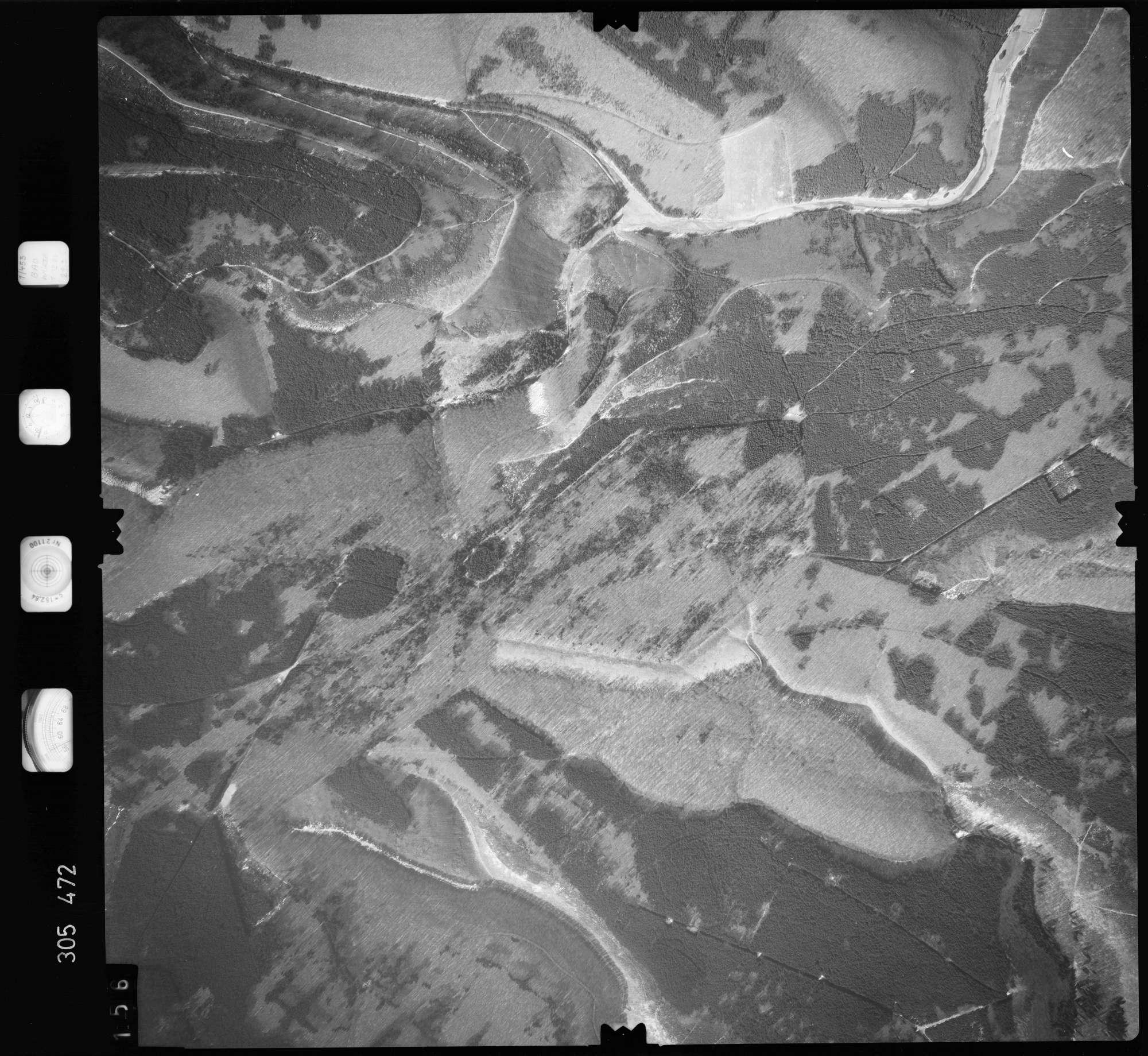 Luftbild: Film 61 Bildnr. 156, Bild 1