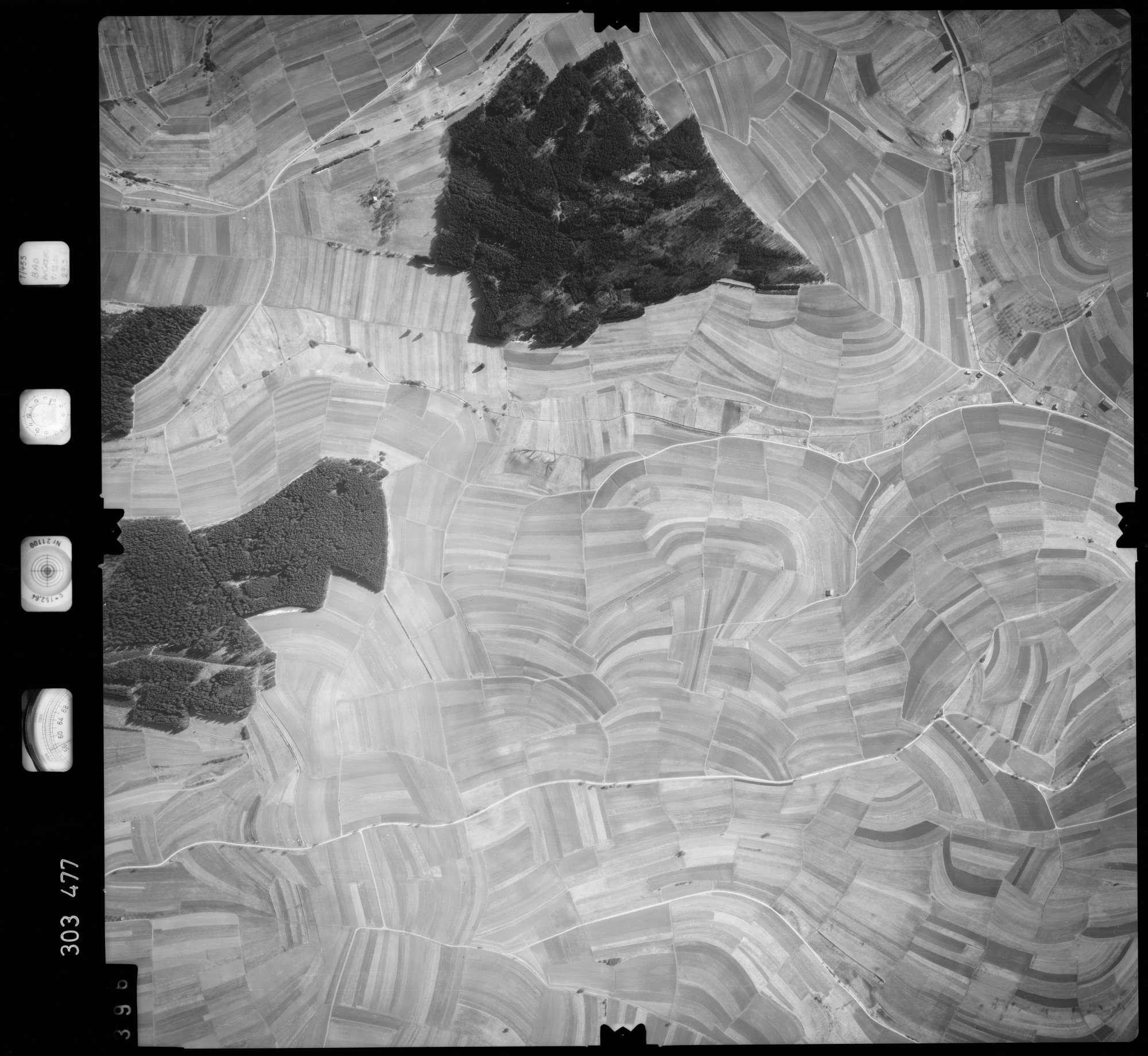 Luftbild: Film 64 Bildnr. 396, Bild 1