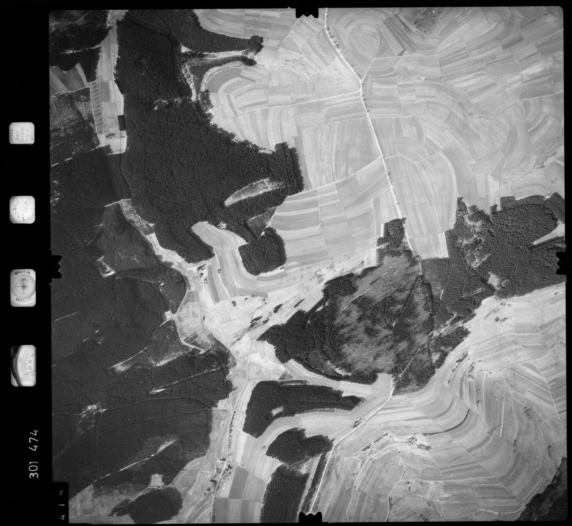 Luftbild: Film 64 Bildnr. 414, Bild 1