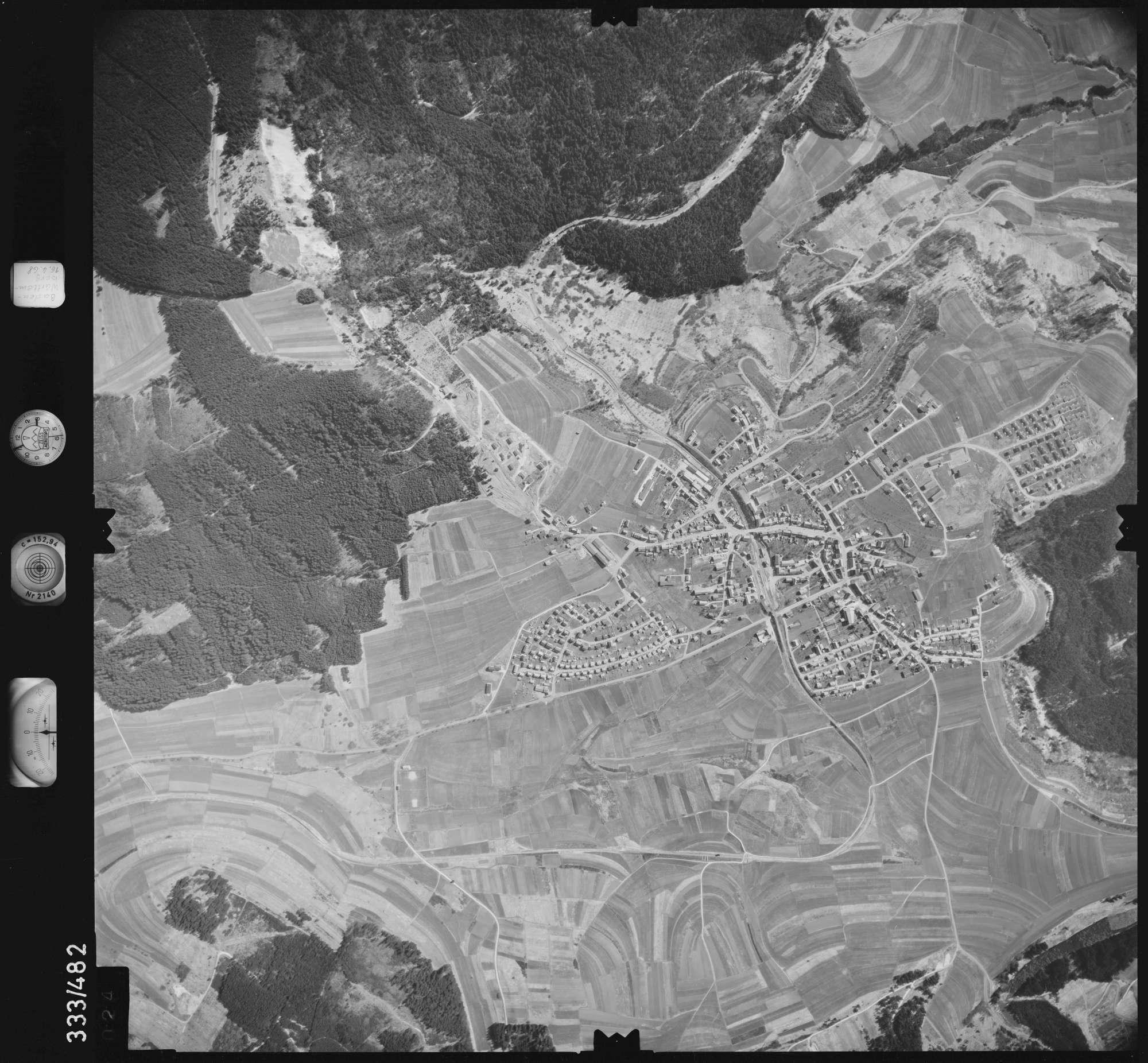 Luftbild: Film 49 Bildnr. 24, Bild 1