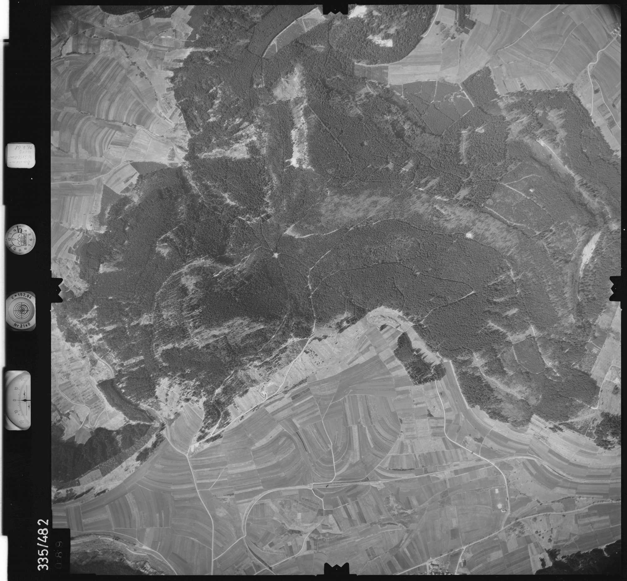 Luftbild: Film 49 Bildnr. 89, Bild 1