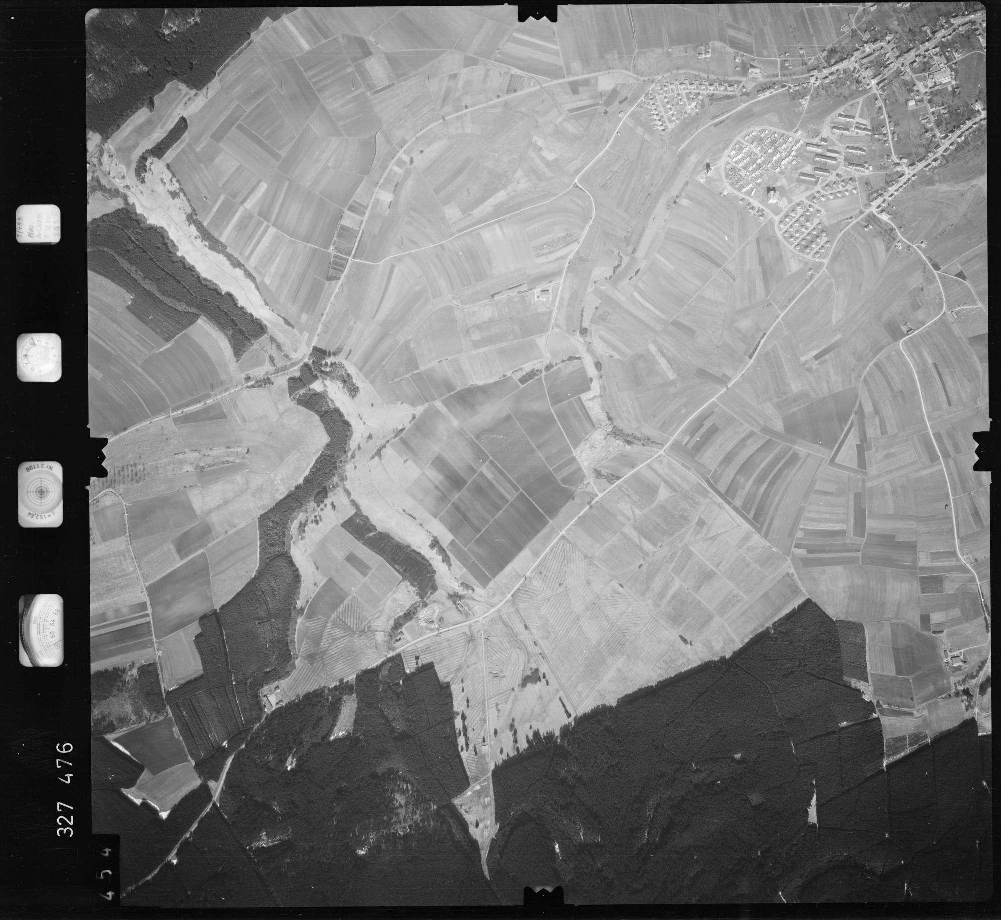 Luftbild: Film 52 Bildnr. 454, Bild 1
