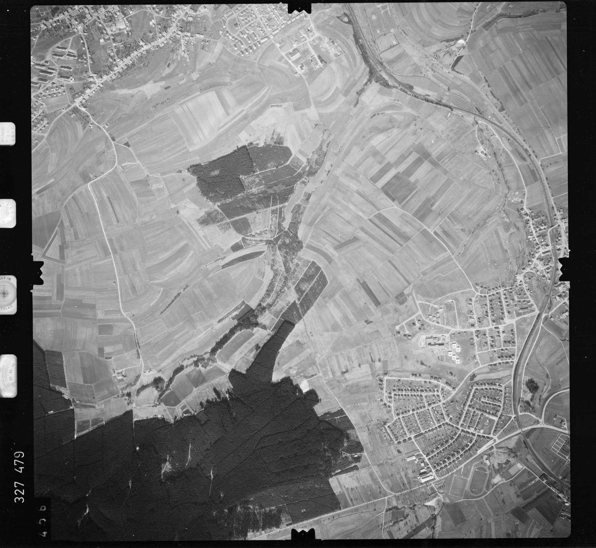 Luftbild: Film 52 Bildnr. 456, Bild 1
