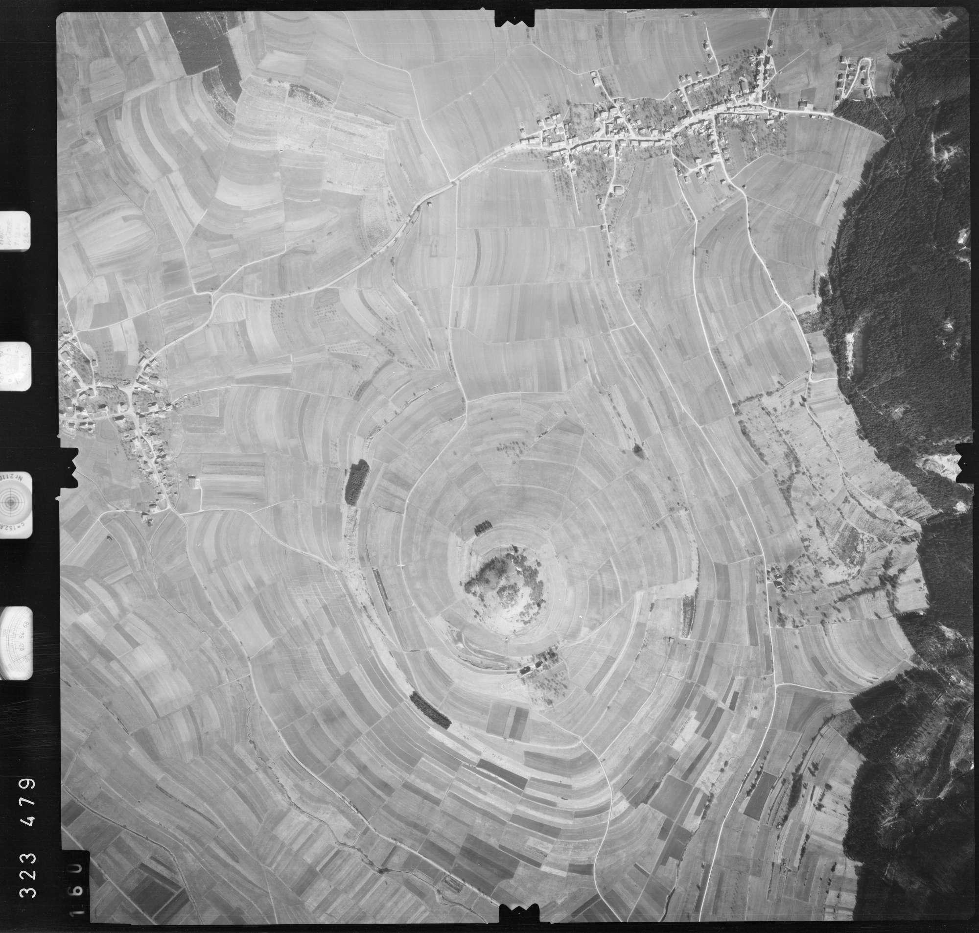 Luftbild: Film 53 Bildnr. 160, Bild 1