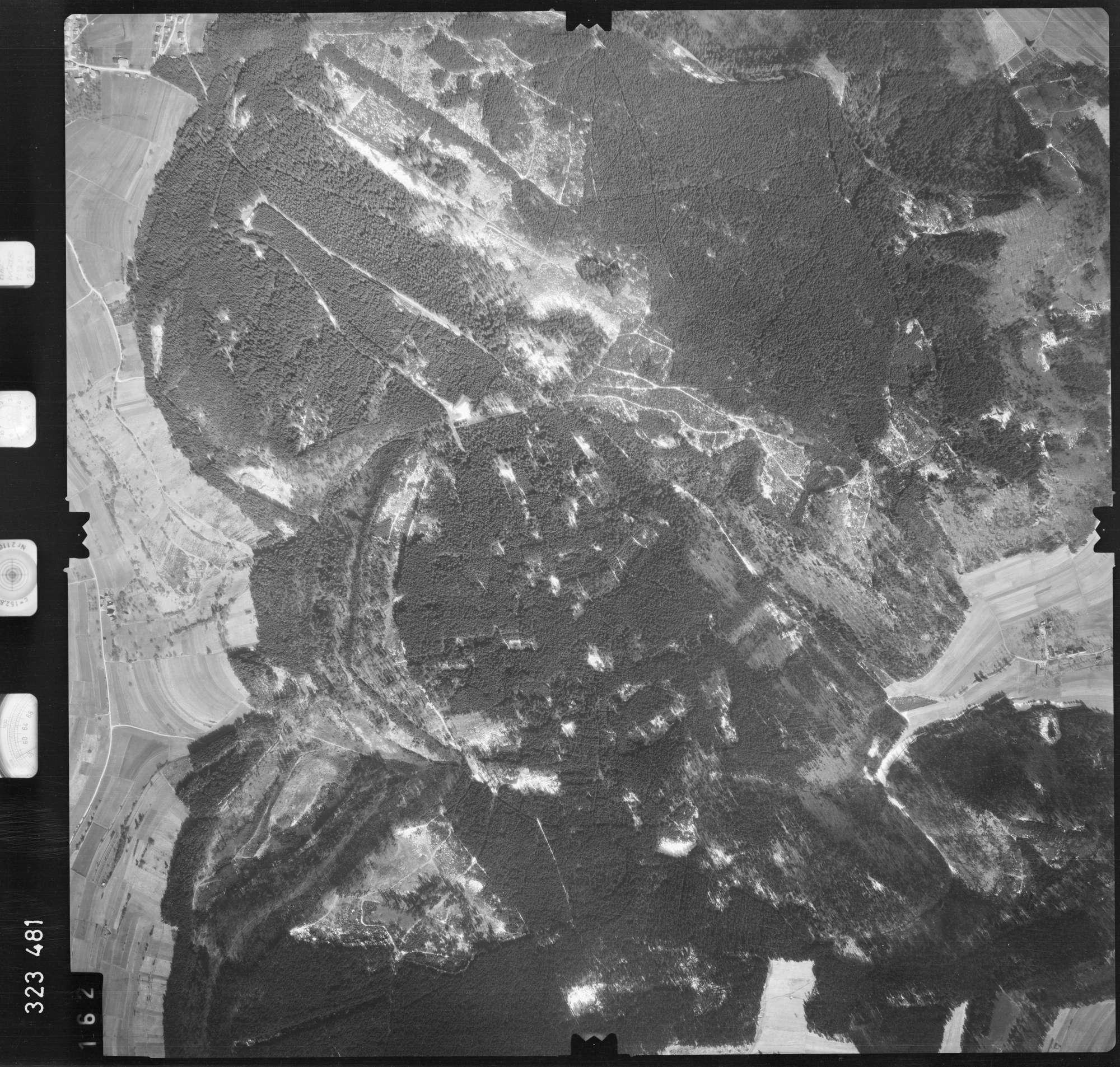 Luftbild: Film 53 Bildnr. 162, Bild 1