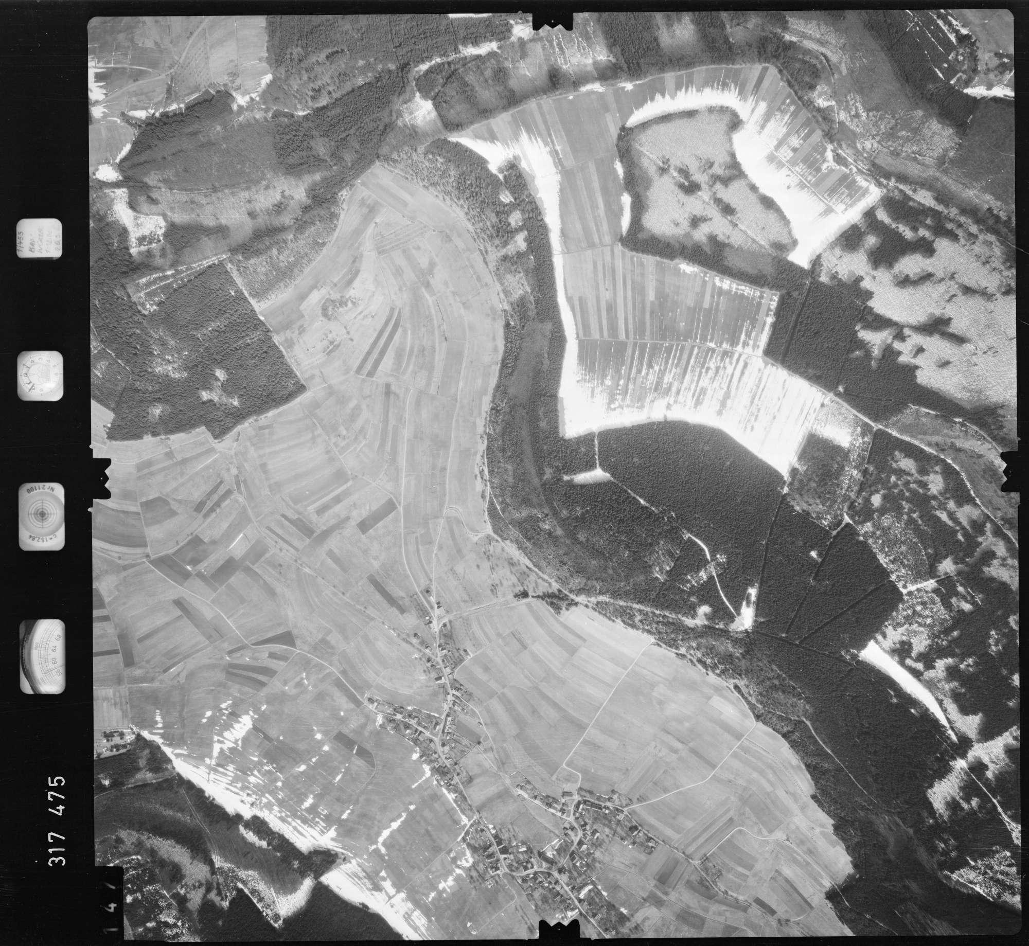 Luftbild: Film 57 Bildnr. 147, Bild 1