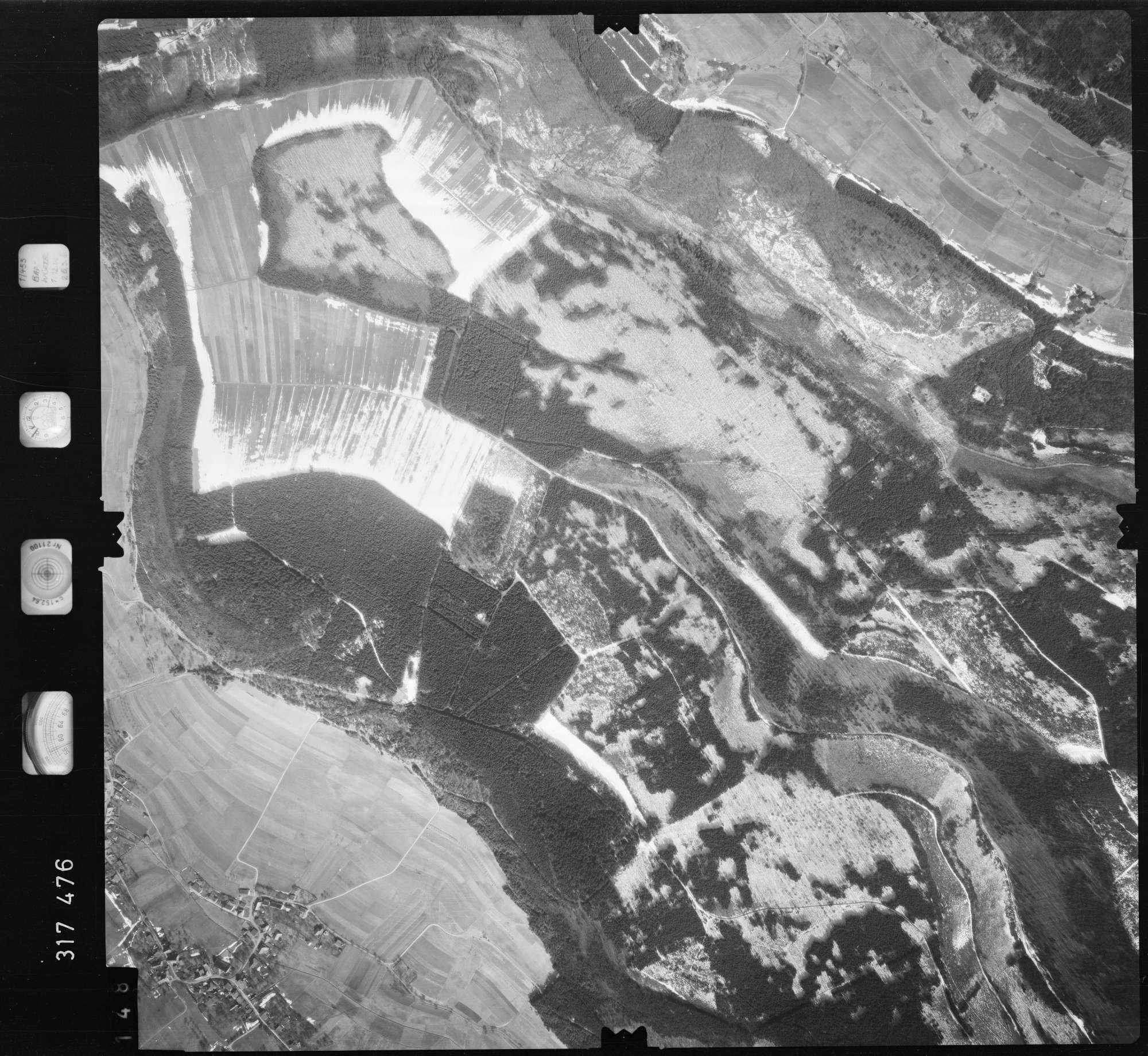 Luftbild: Film 57 Bildnr. 148, Bild 1