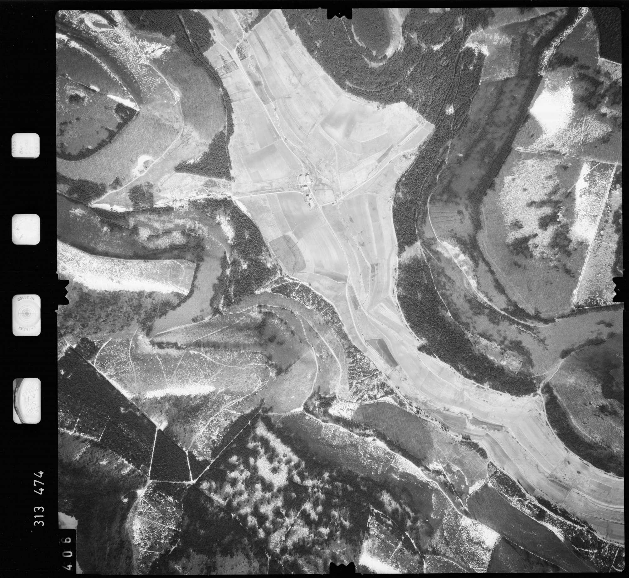 Luftbild: Film 58 Bildnr. 406, Bild 1
