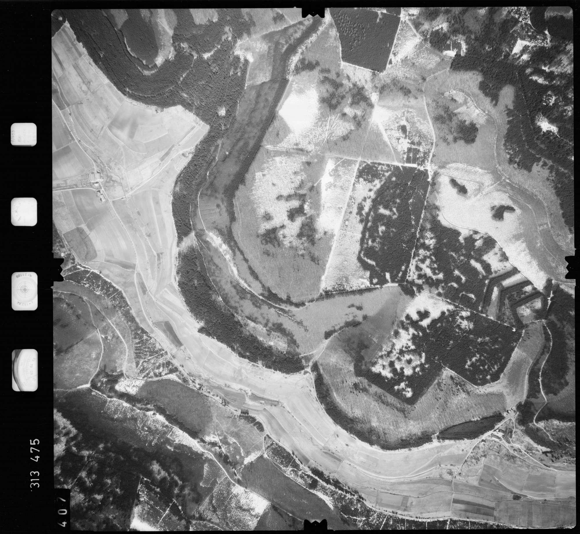 Luftbild: Film 58 Bildnr. 407, Bild 1
