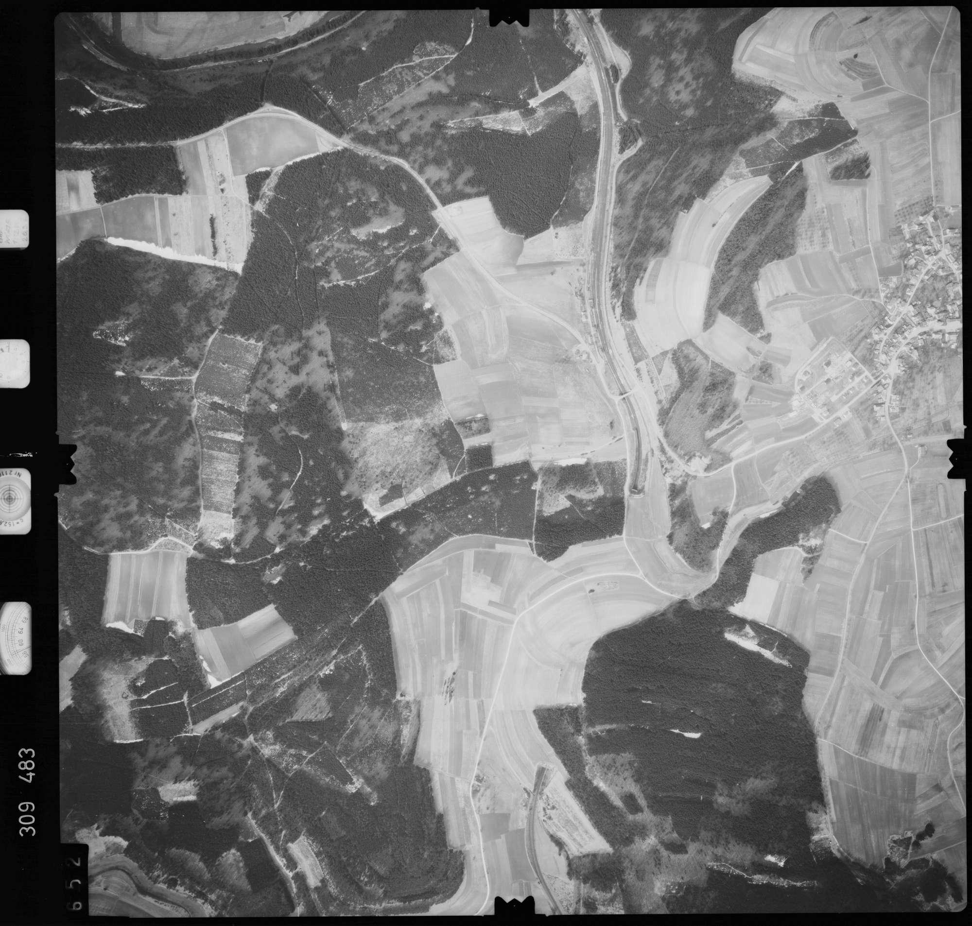 Luftbild: Film 59 Bildnr. 652, Bild 1