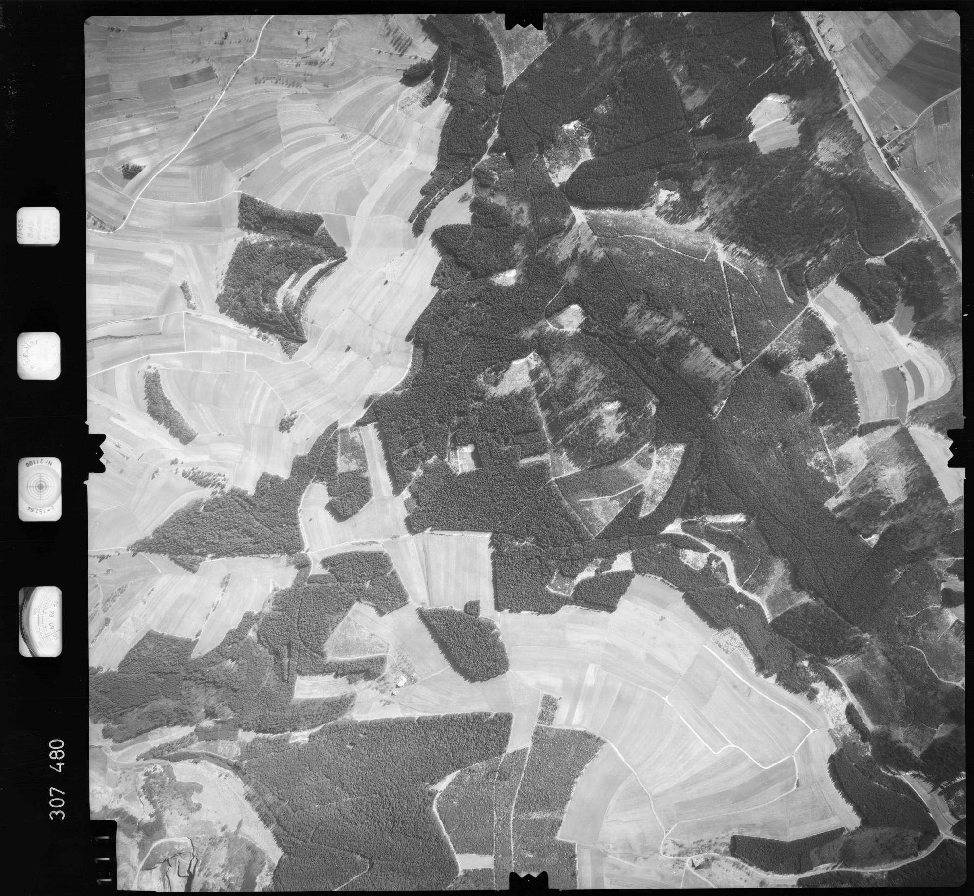 Luftbild: Film 61 Bildnr. 111, Bild 1