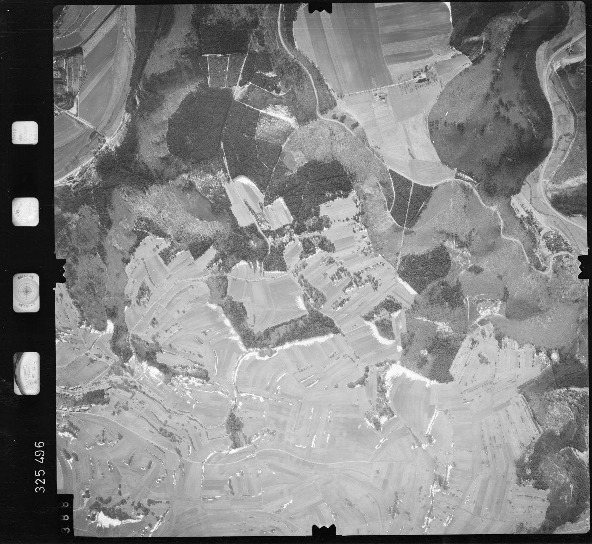 Luftbild: Film 52 Bildnr. 388, Bild 1
