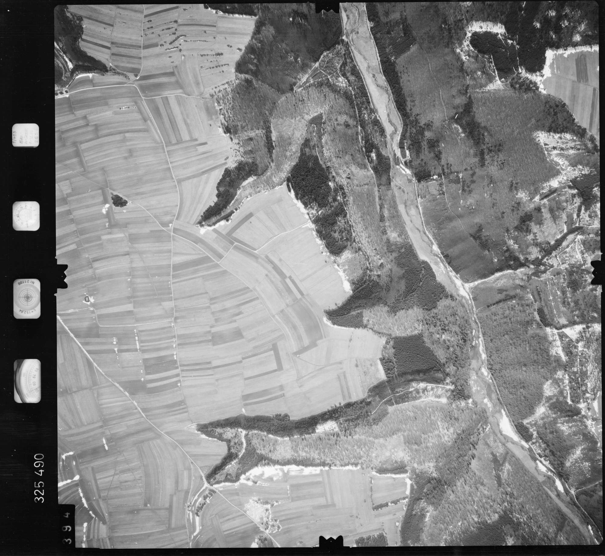 Luftbild: Film 52 Bildnr. 394, Bild 1