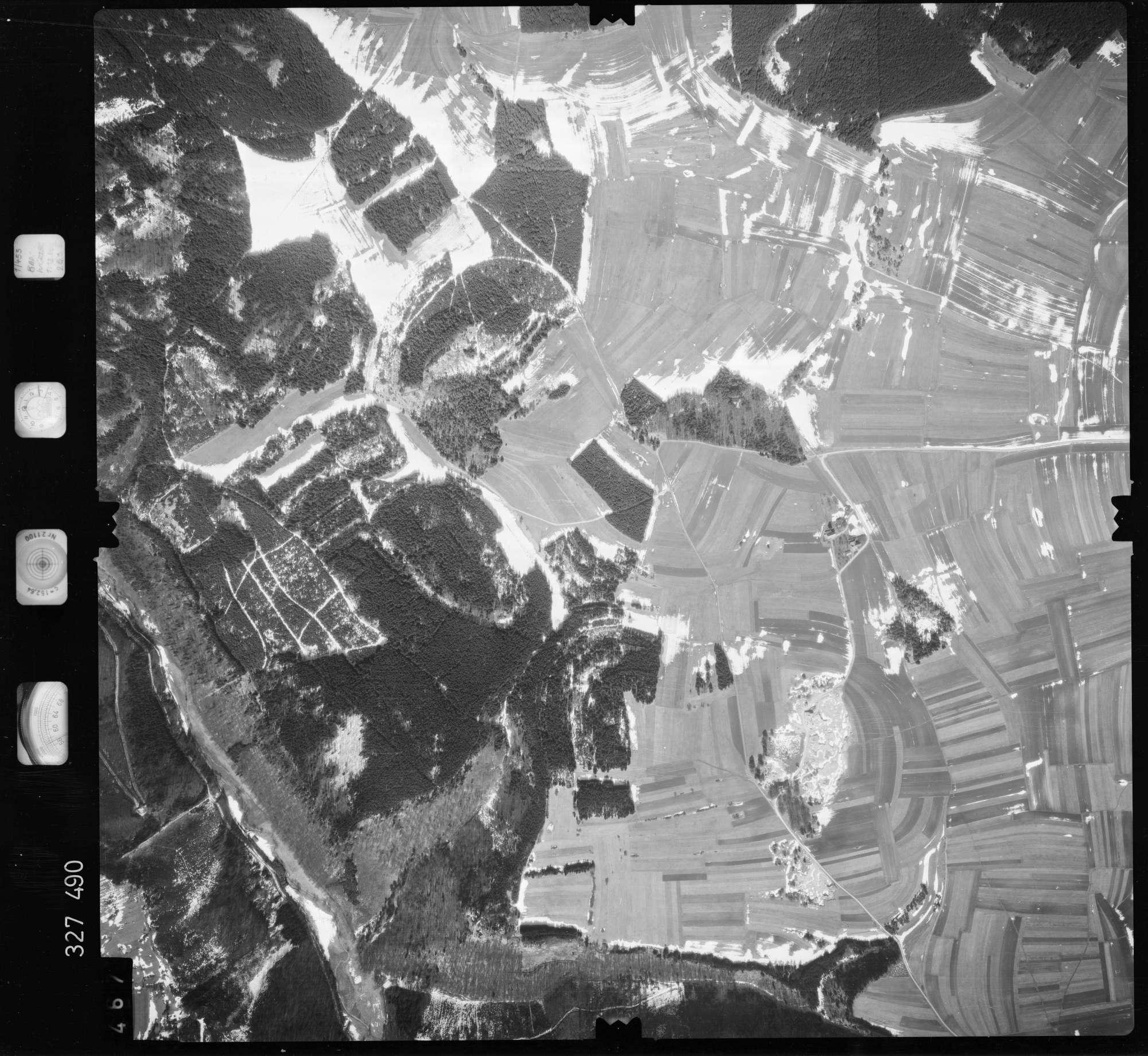 Luftbild: Film 52 Bildnr. 467, Bild 1