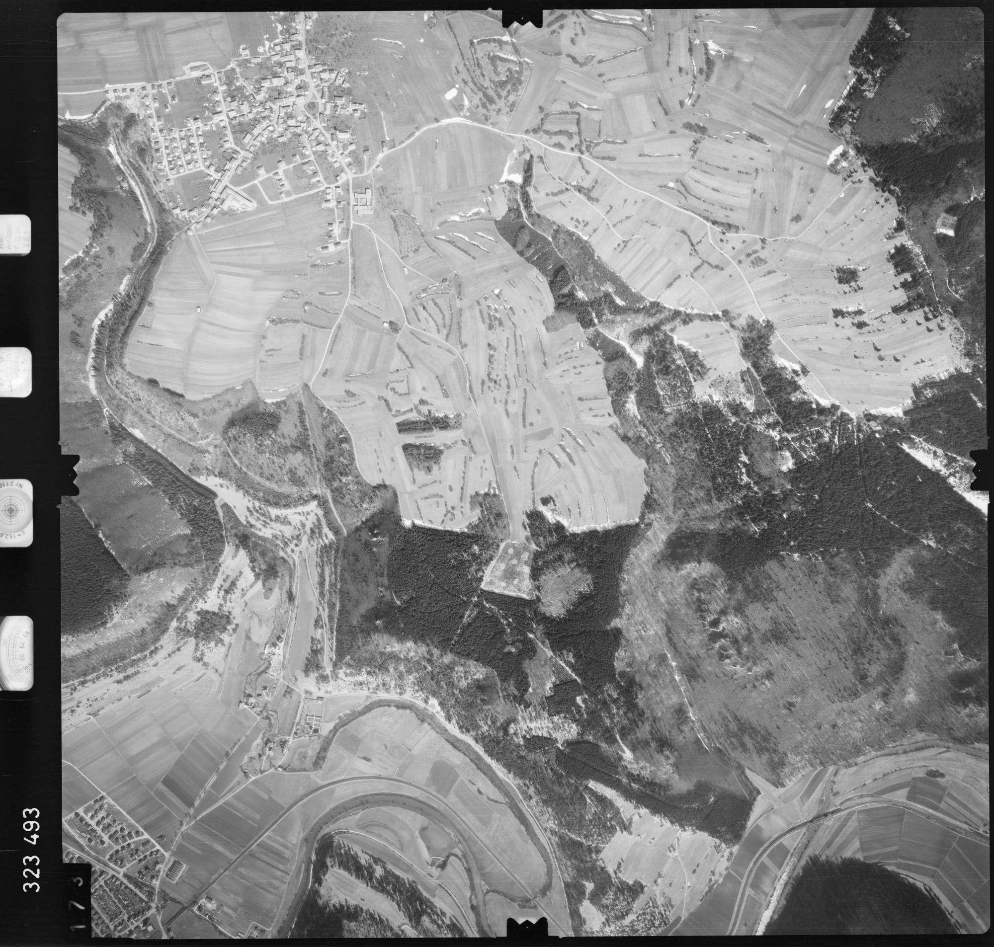 Luftbild: Film 53 Bildnr. 173, Bild 1