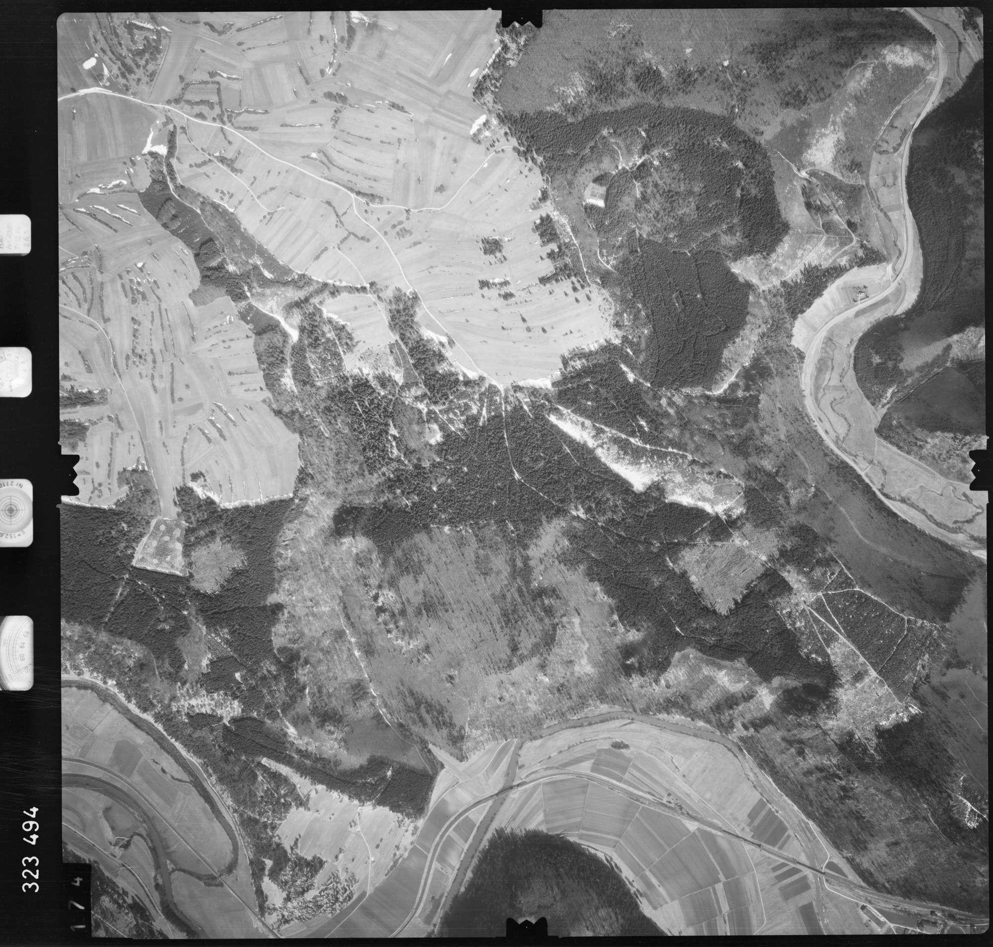 Luftbild: Film 53 Bildnr. 174, Bild 1