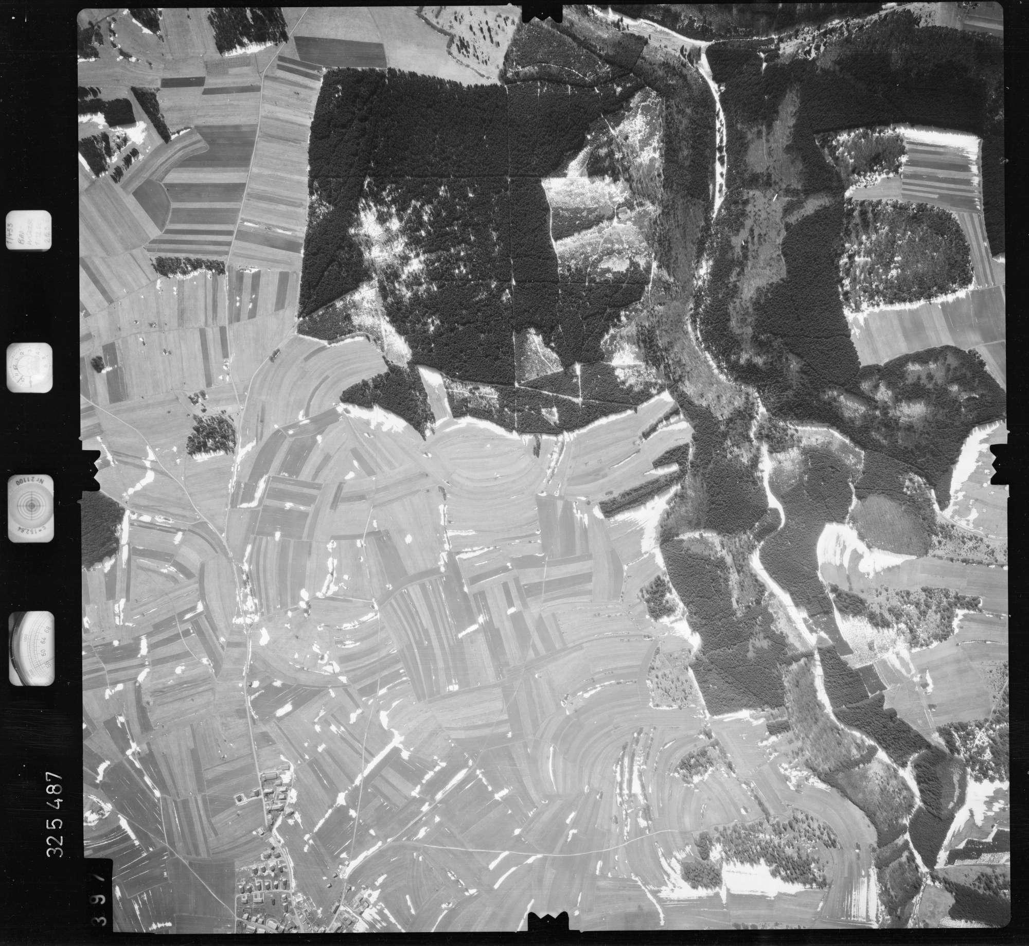 Luftbild: Film 52 Bildnr. 397, Bild 1