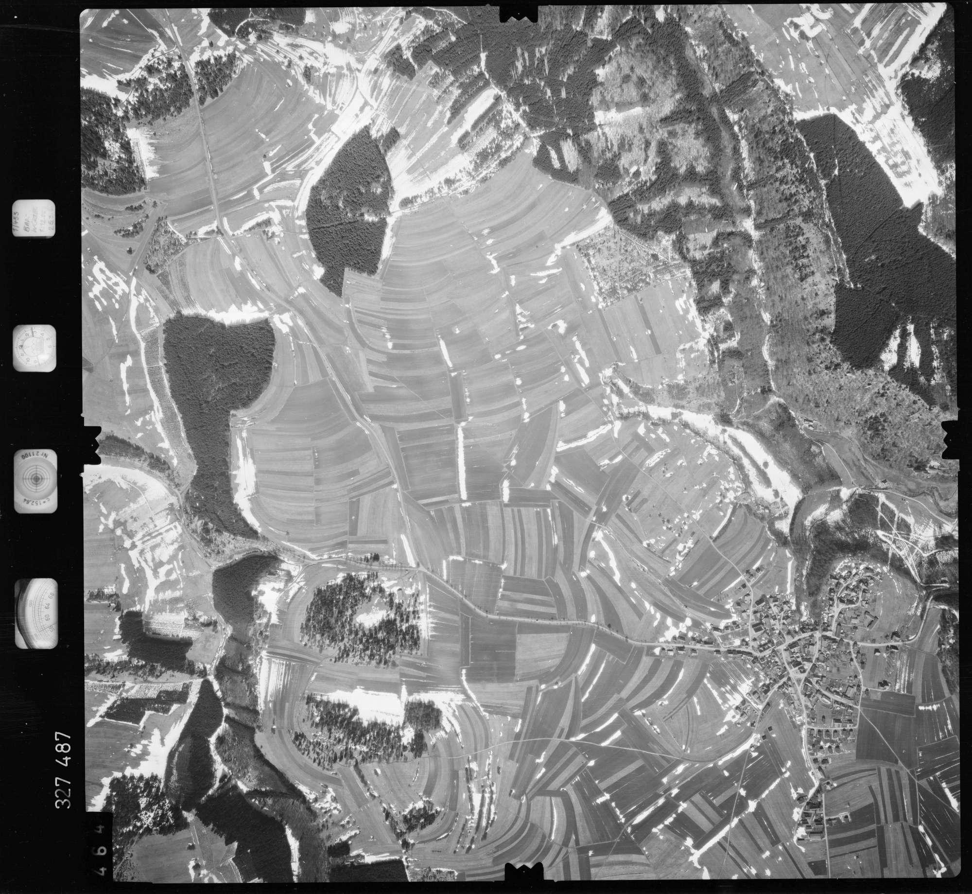 Luftbild: Film 52 Bildnr. 464, Bild 1