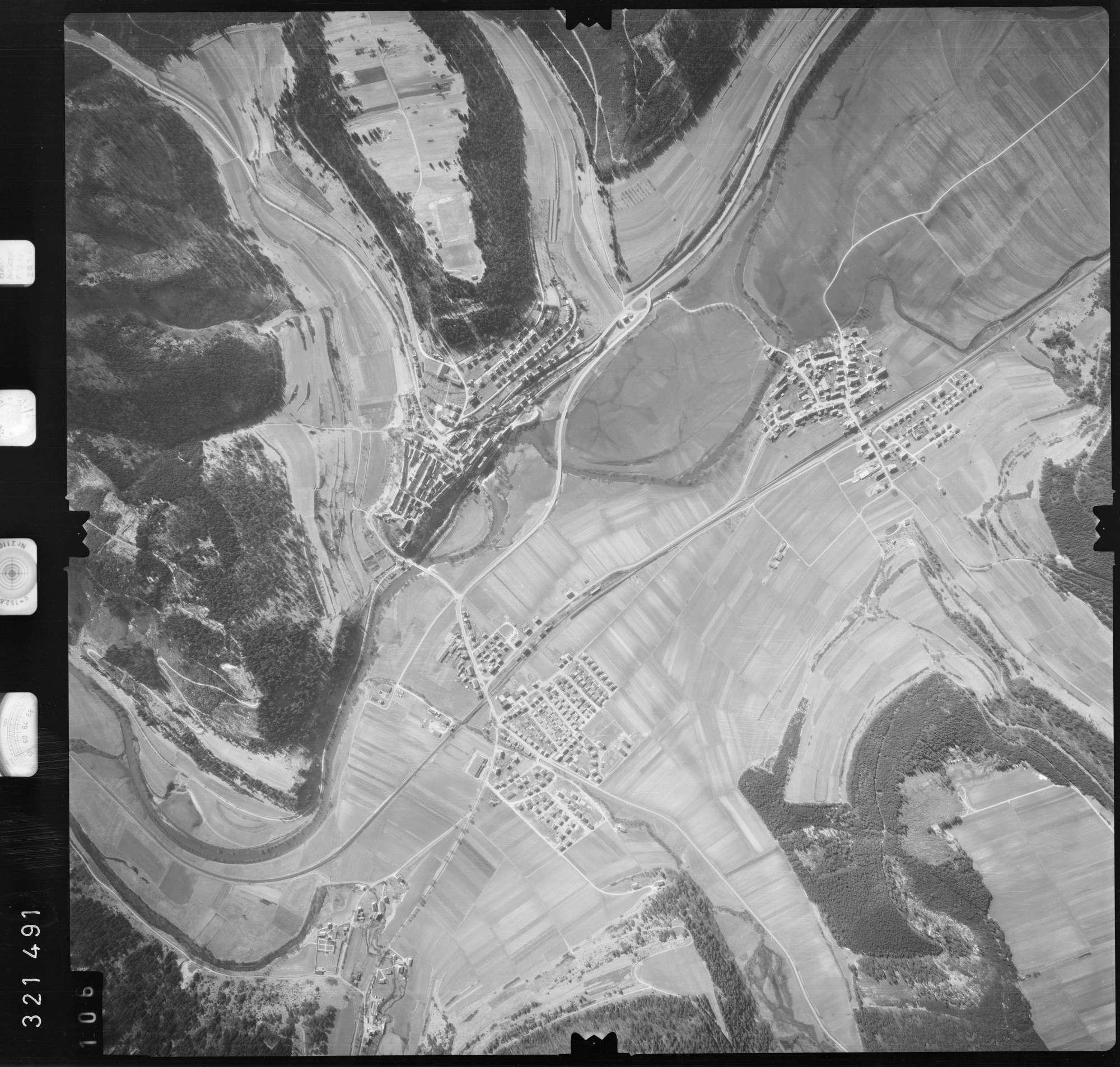Luftbild: Film 53 Bildnr. 106, Bild 1