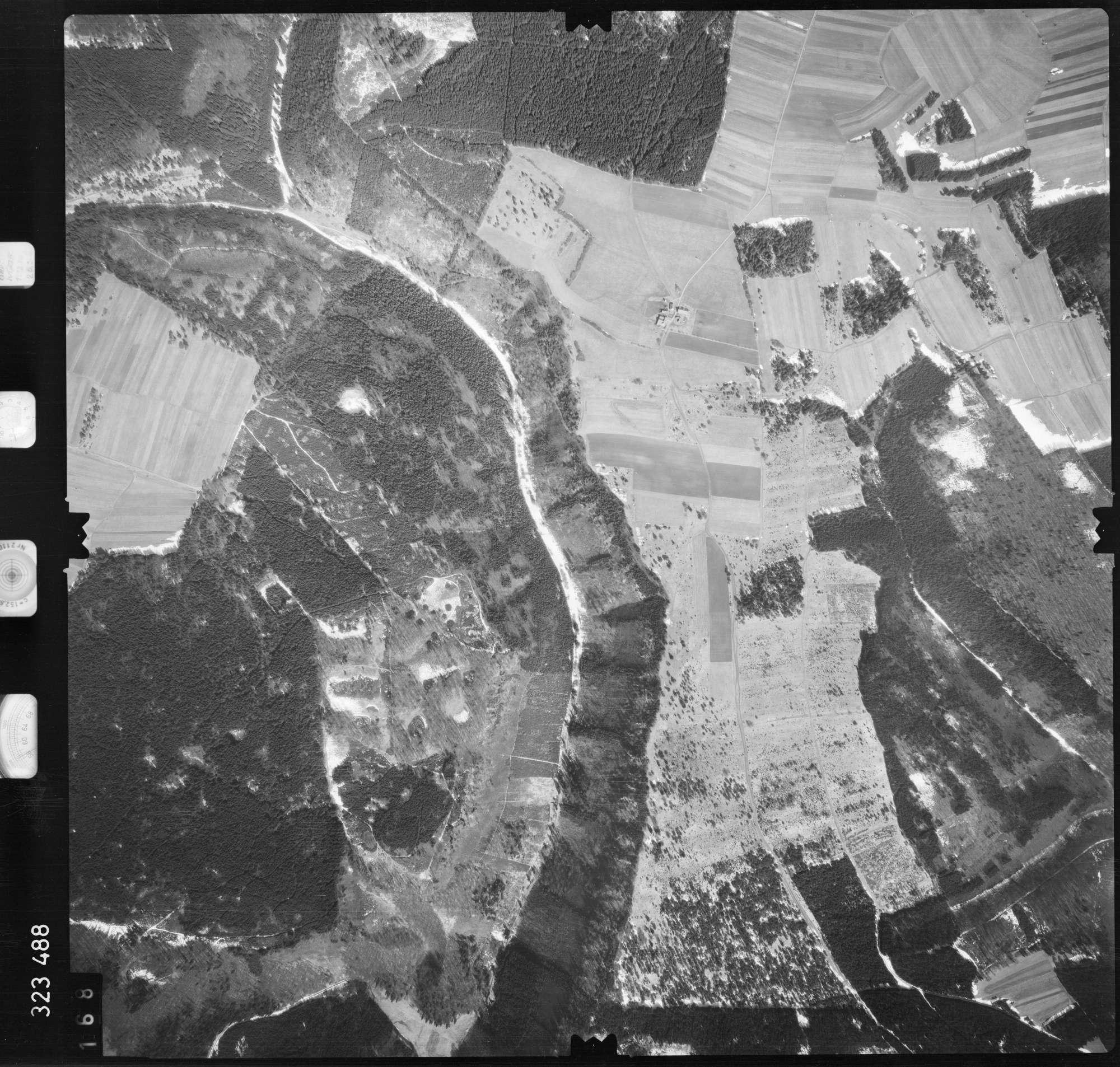 Luftbild: Film 53 Bildnr. 168, Bild 1