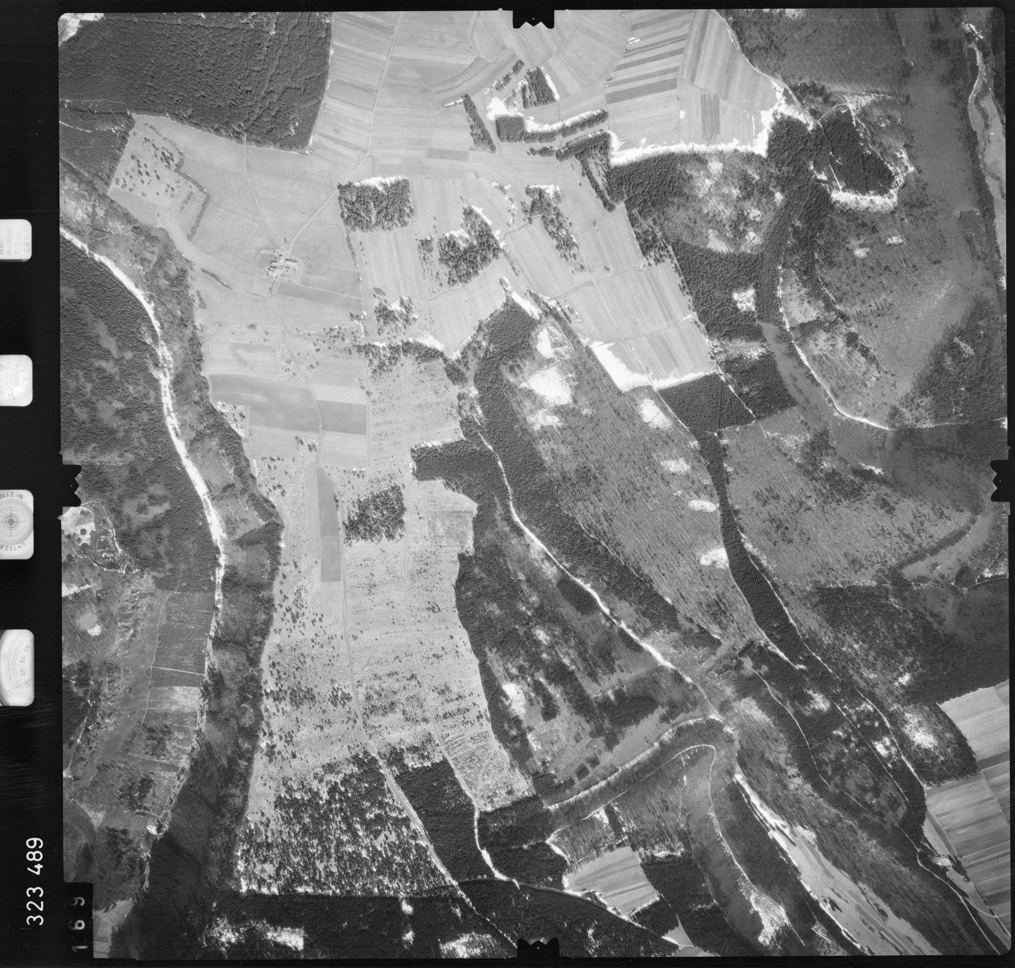 Luftbild: Film 53 Bildnr. 169, Bild 1