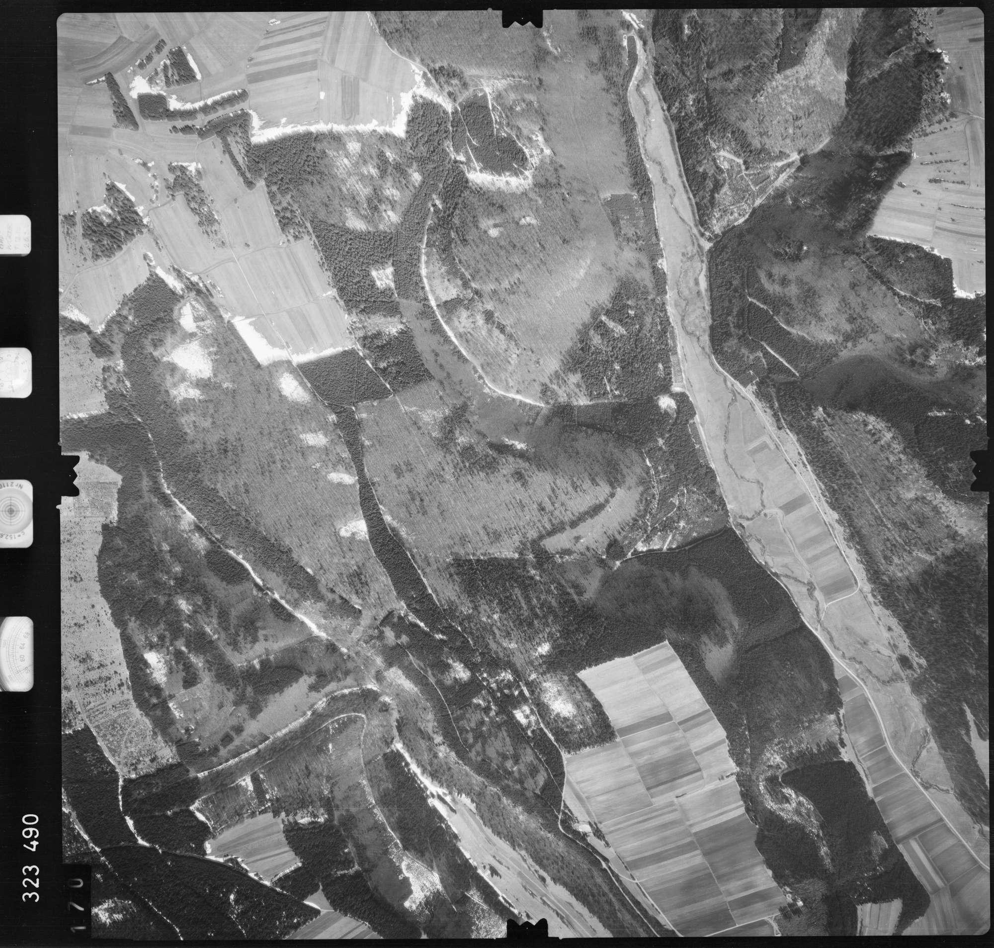 Luftbild: Film 53 Bildnr. 170, Bild 1