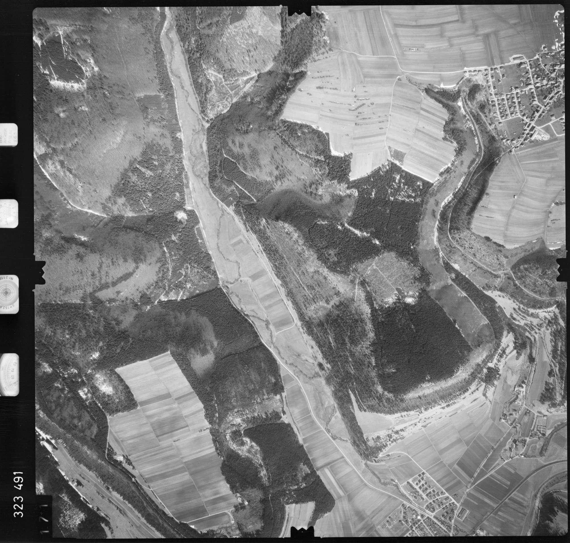 Luftbild: Film 53 Bildnr. 171, Bild 1