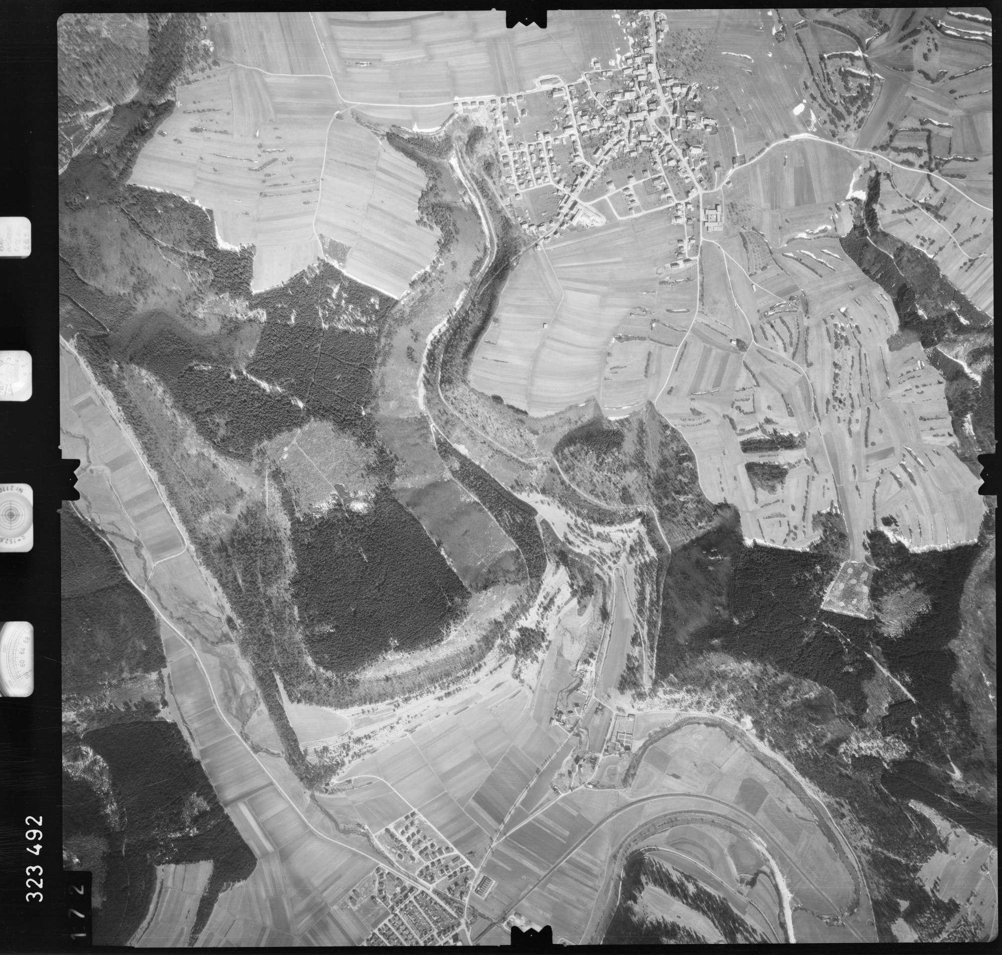 Luftbild: Film 53 Bildnr. 172, Bild 1