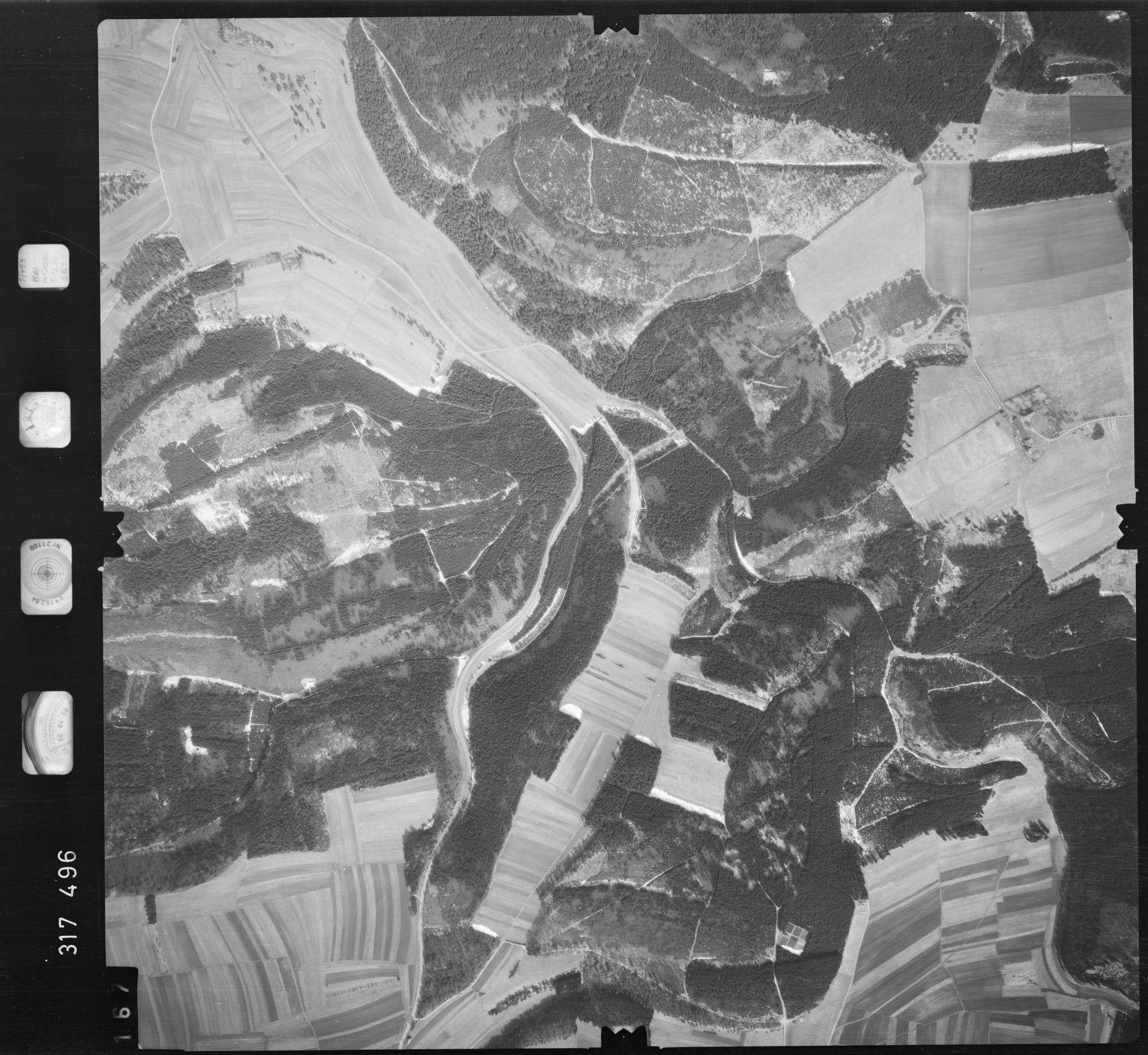 Luftbild: Film 57 Bildnr. 167, Bild 1