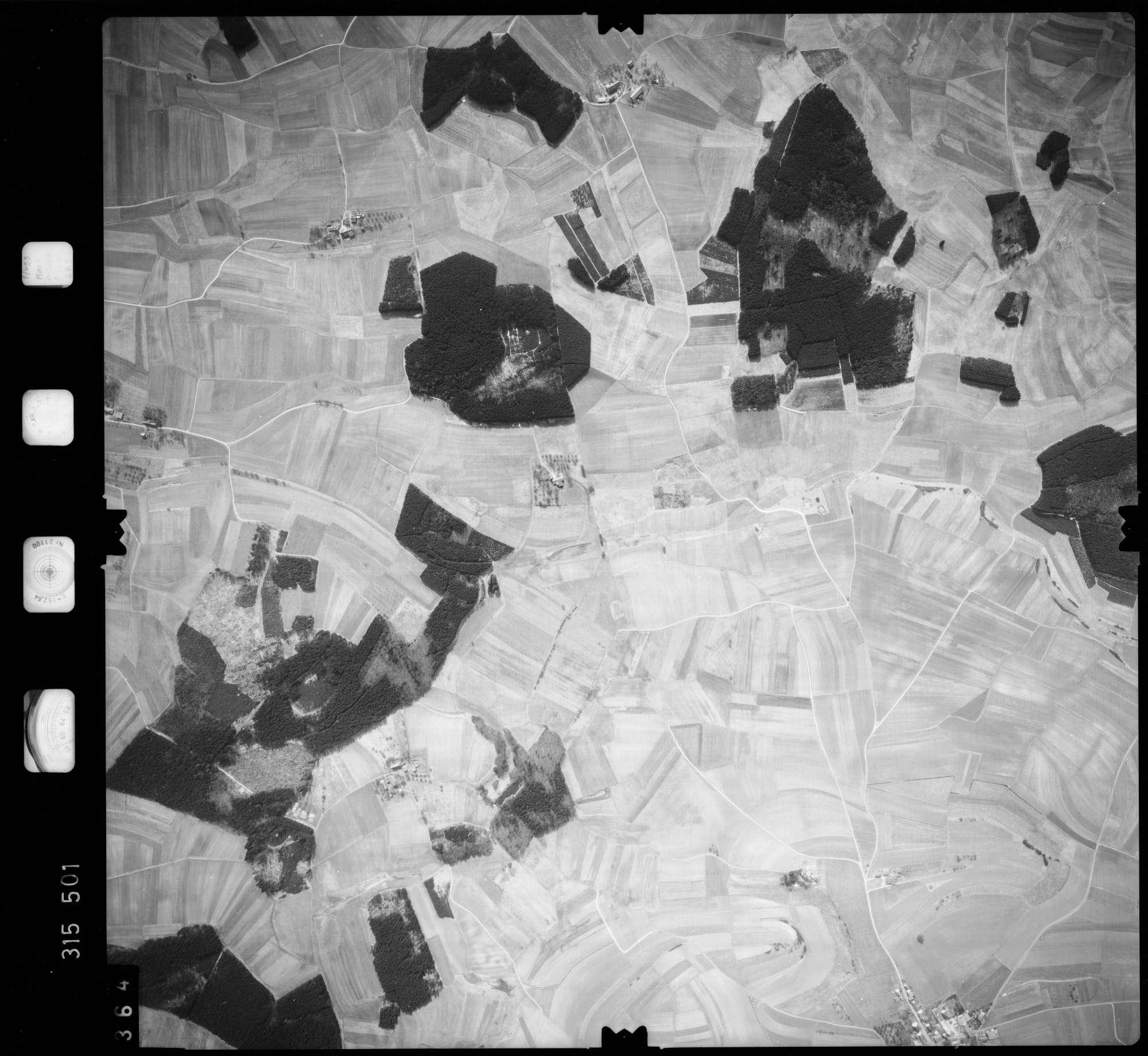 Luftbild: Film 58 Bildnr. 364, Bild 1