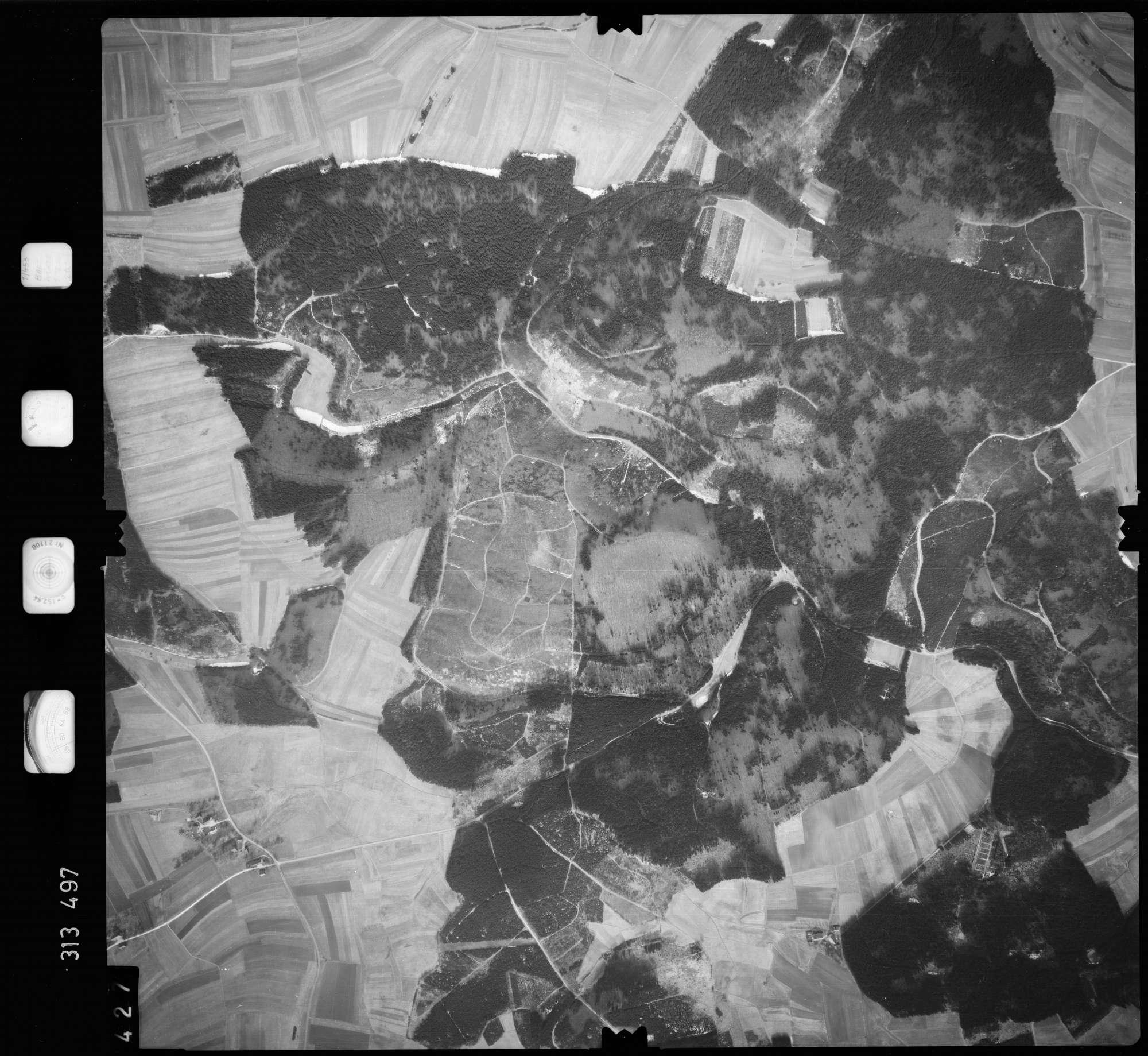 Luftbild: Film 58 Bildnr. 427, Bild 1
