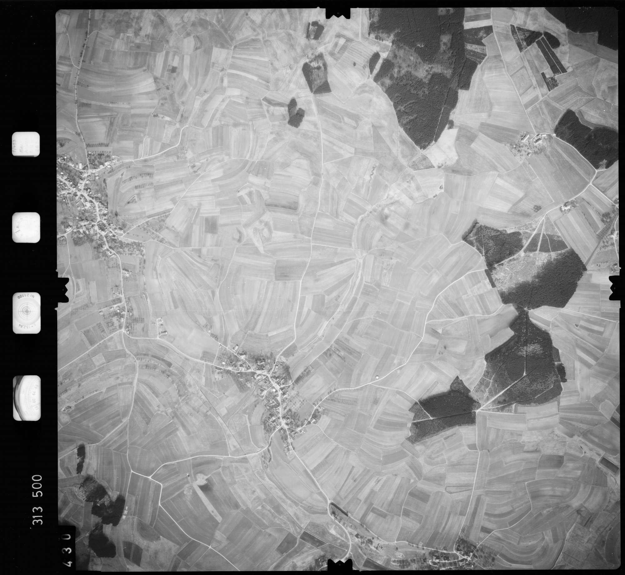 Luftbild: Film 58 Bildnr. 430, Bild 1