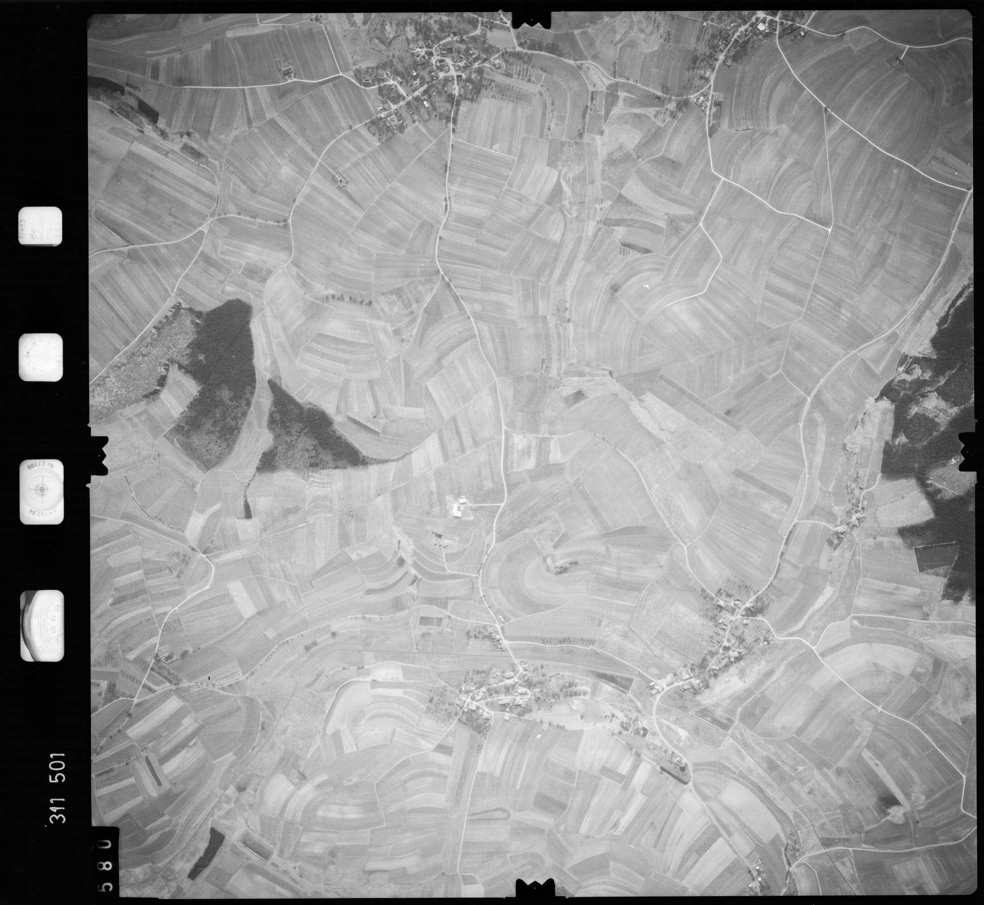 Luftbild: Film 58 Bildnr. 580, Bild 1
