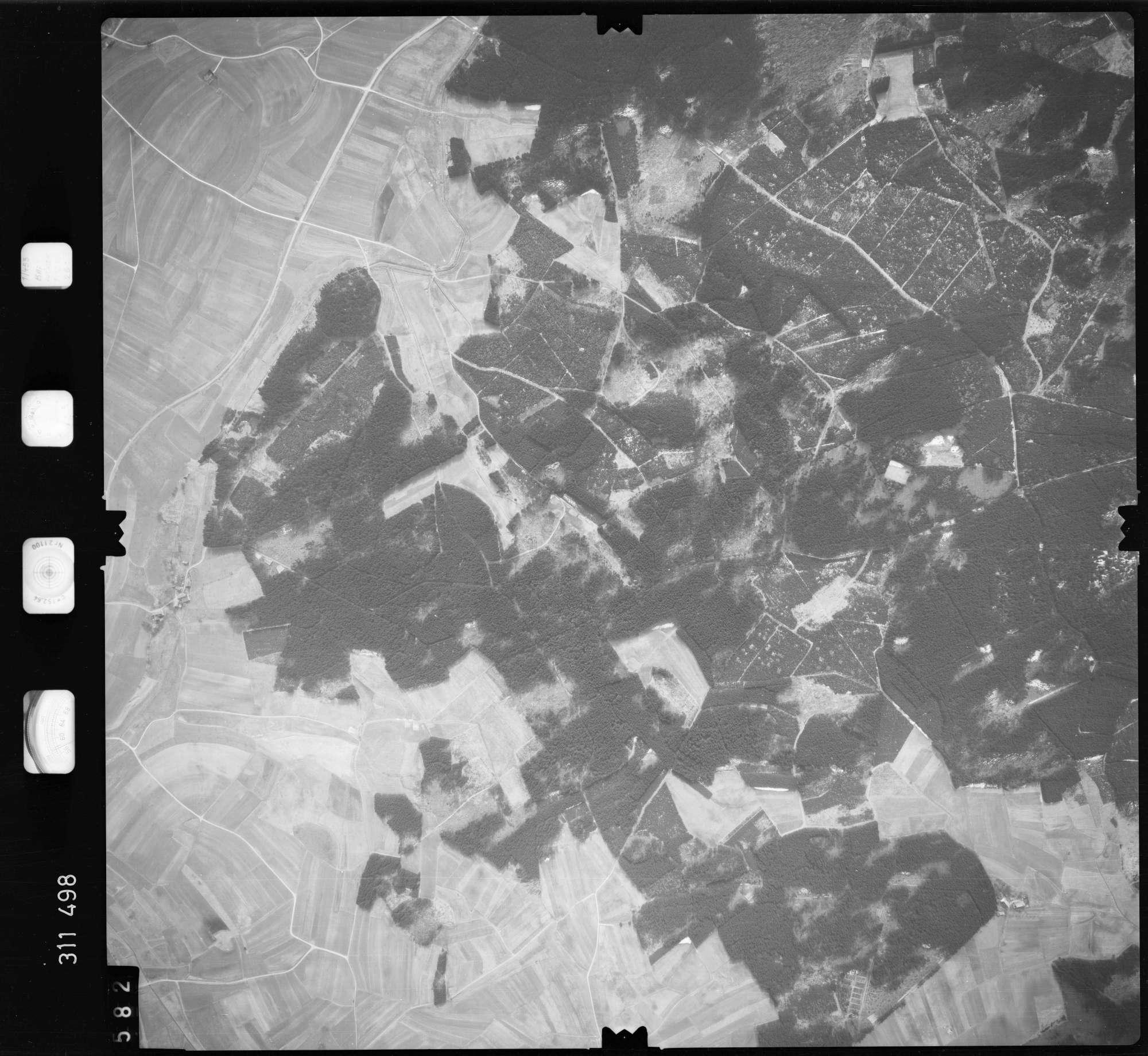 Luftbild: Film 58 Bildnr. 582, Bild 1