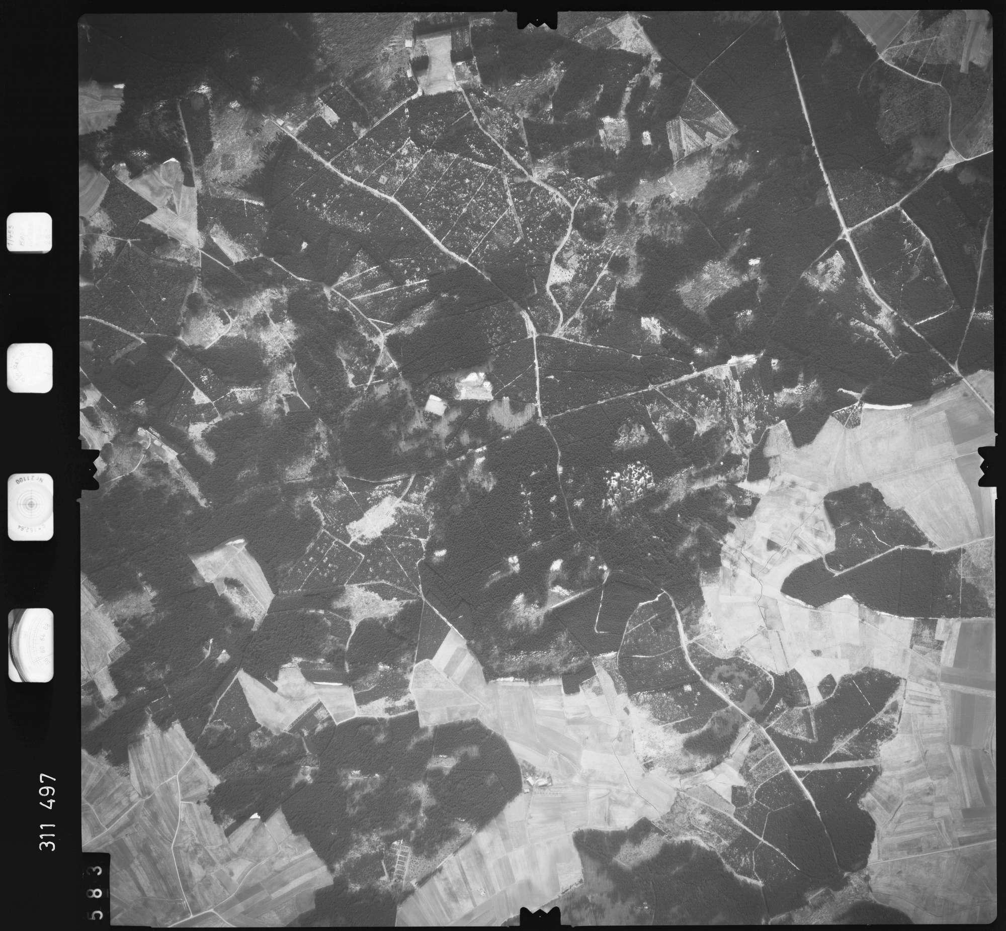 Luftbild: Film 58 Bildnr. 583, Bild 1