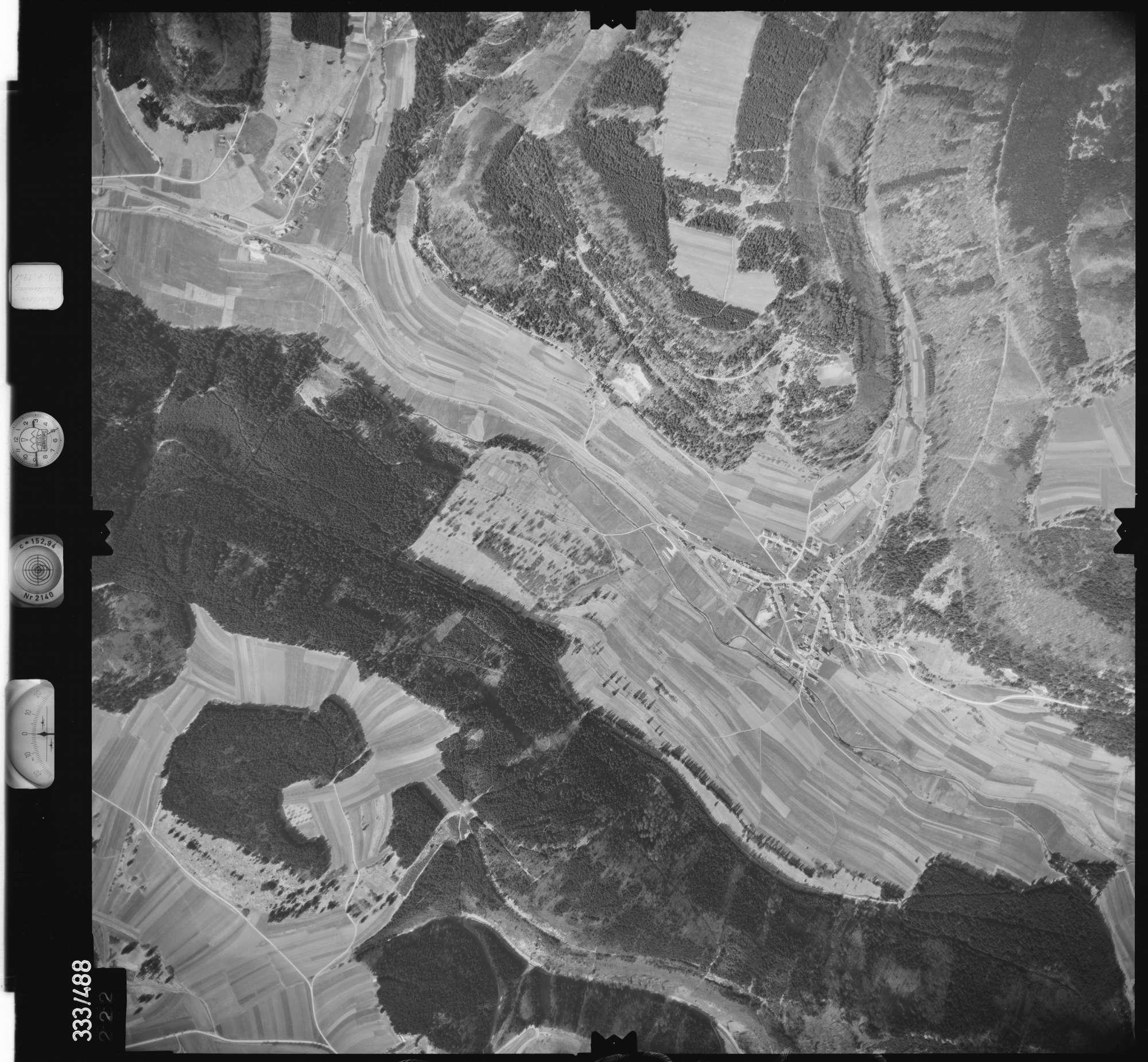 Luftbild: Film 15 Bildnr. 222, Bild 1