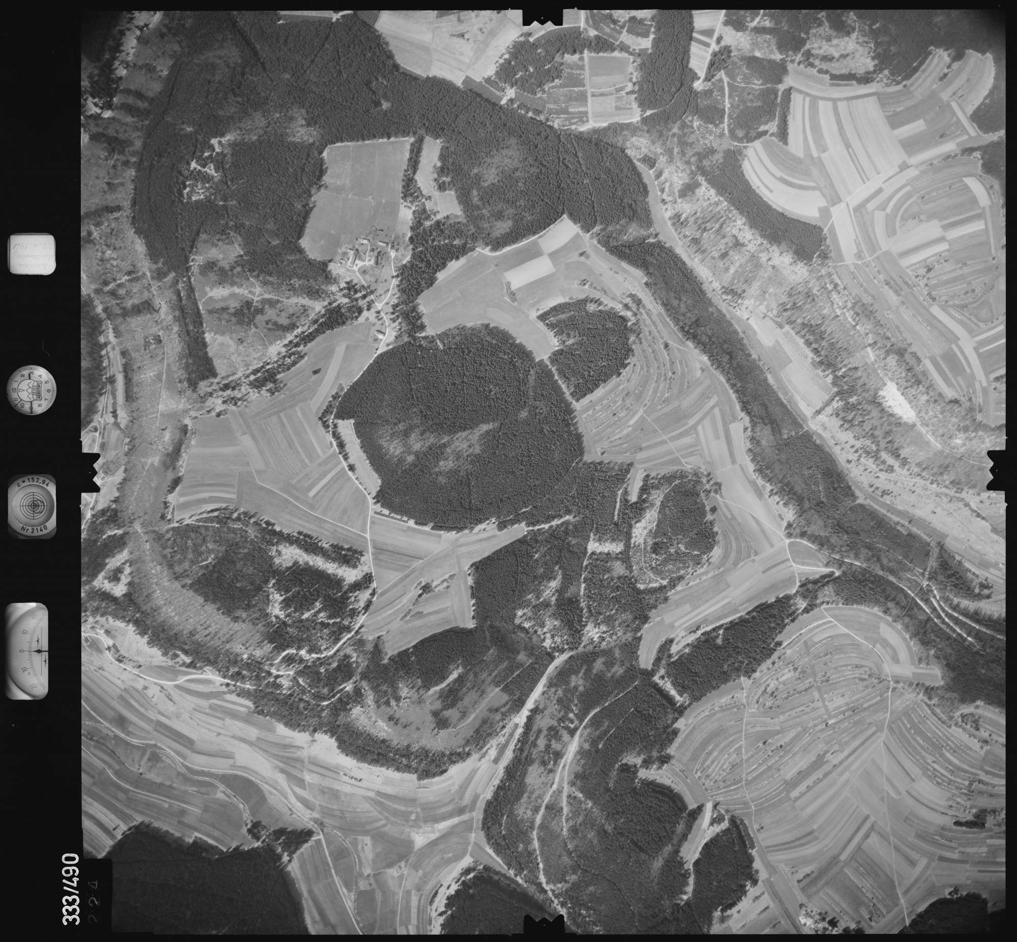 Luftbild: Film 15 Bildnr. 224, Bild 1