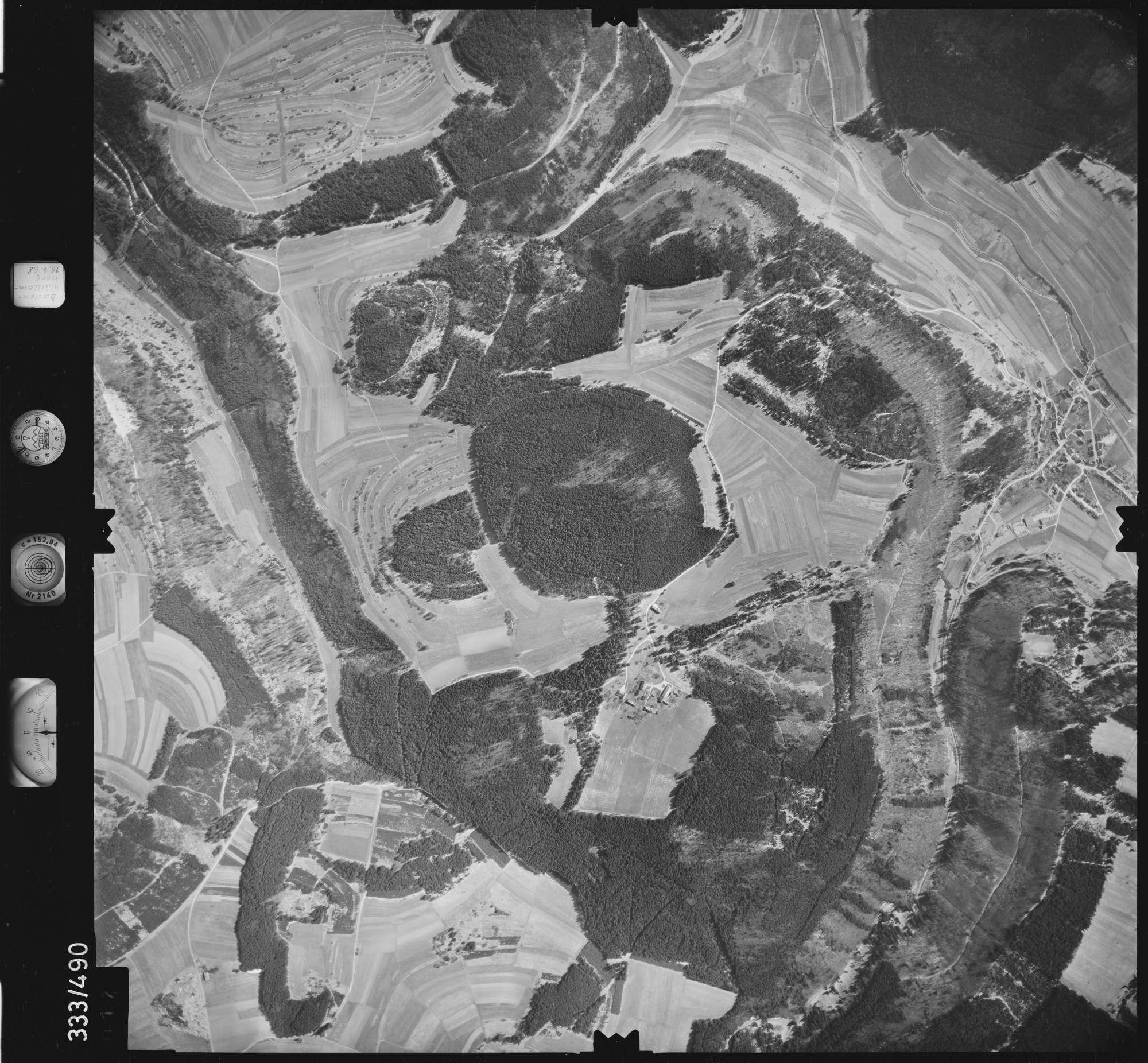 Luftbild: Film 49 Bildnr. 17, Bild 1