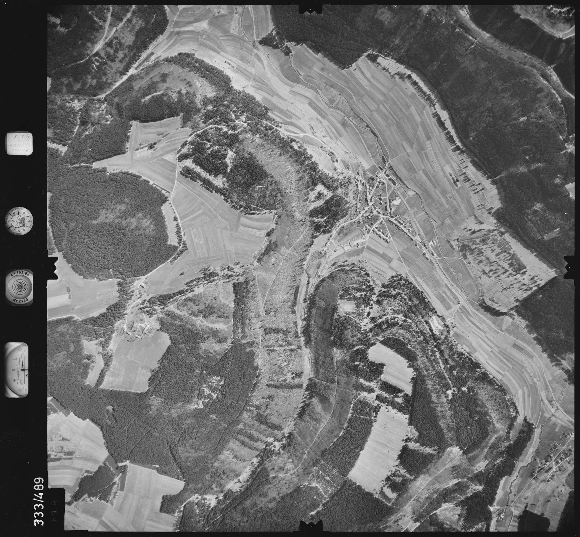 Luftbild: Film 49 Bildnr. 18, Bild 1